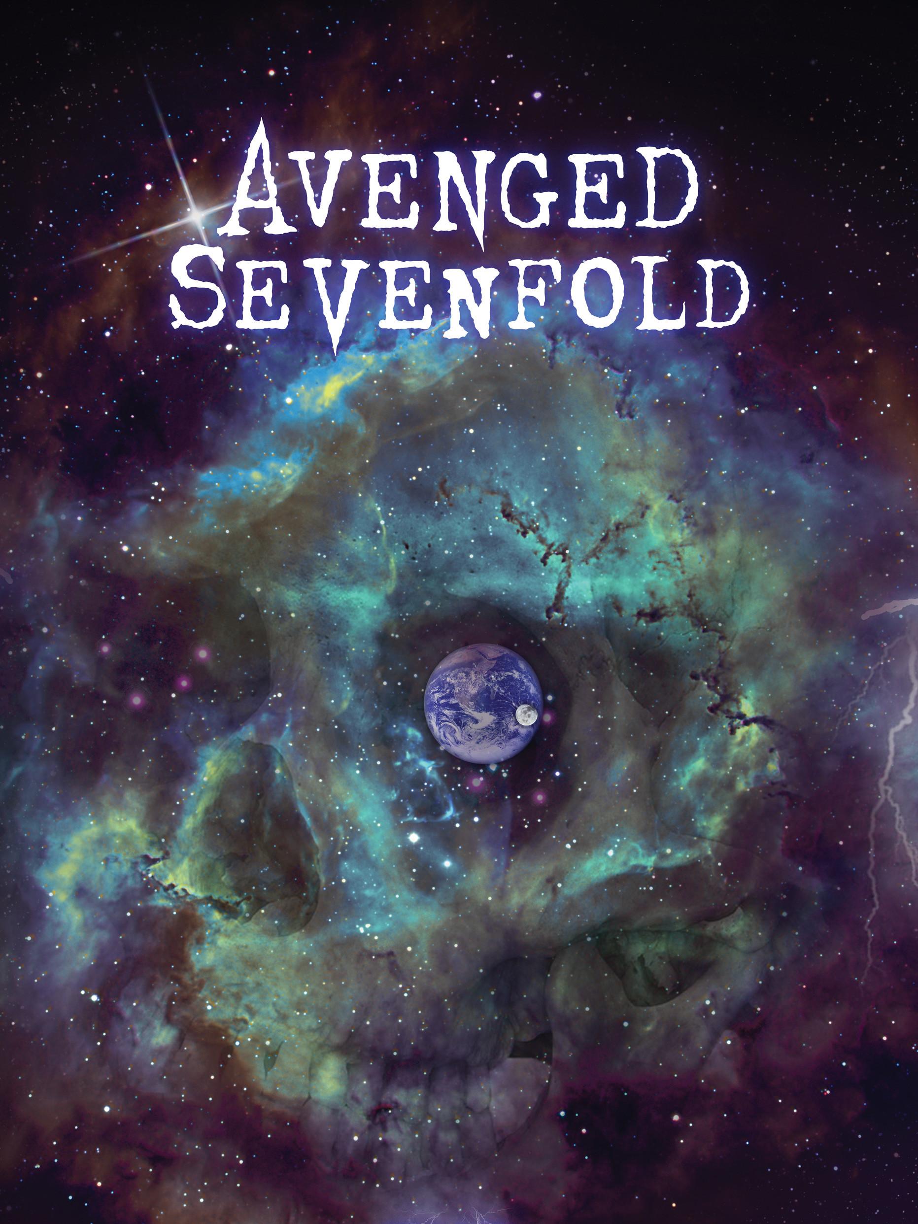 Avenged Sevenfold iPhone Wallpaper 1863×2484
