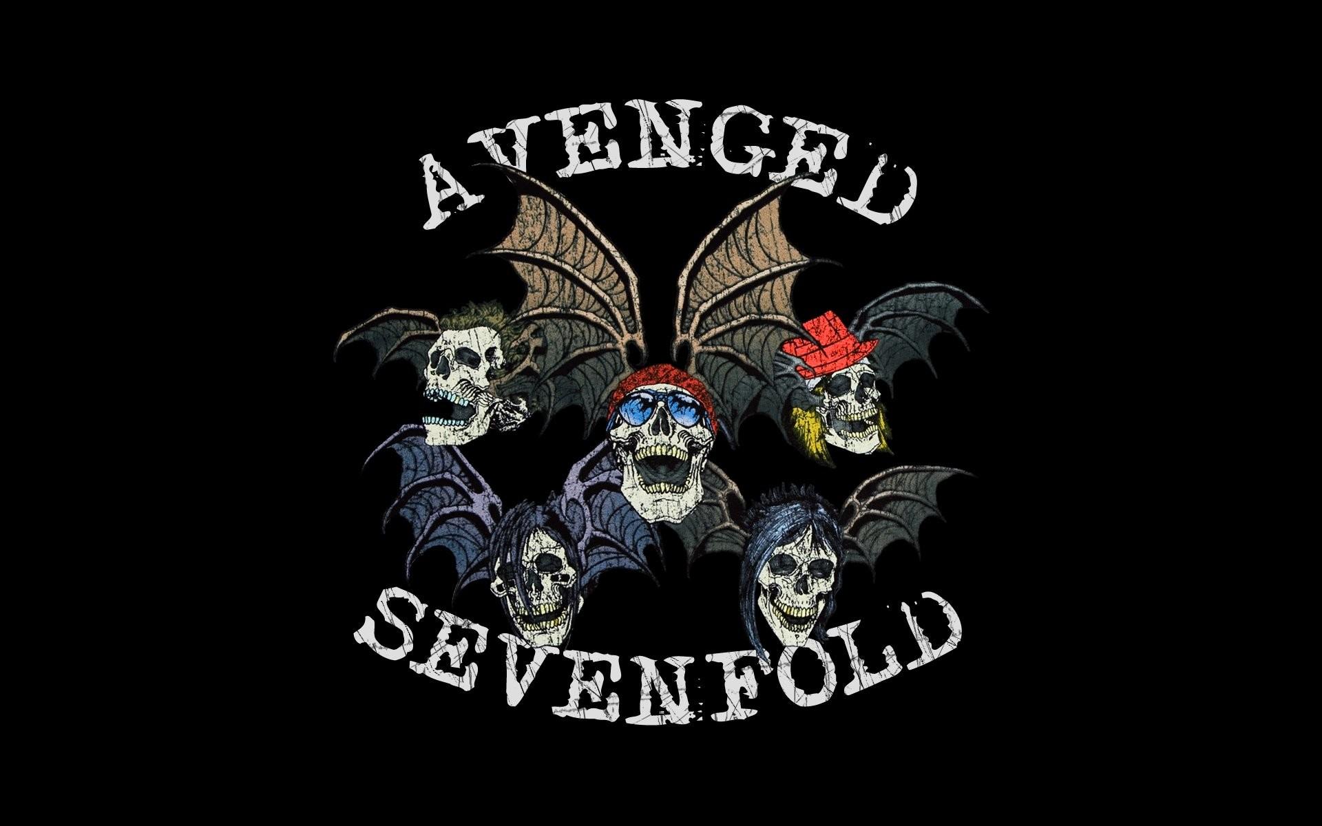 HD Wallpaper | Background ID:180051. Music Avenged Sevenfold