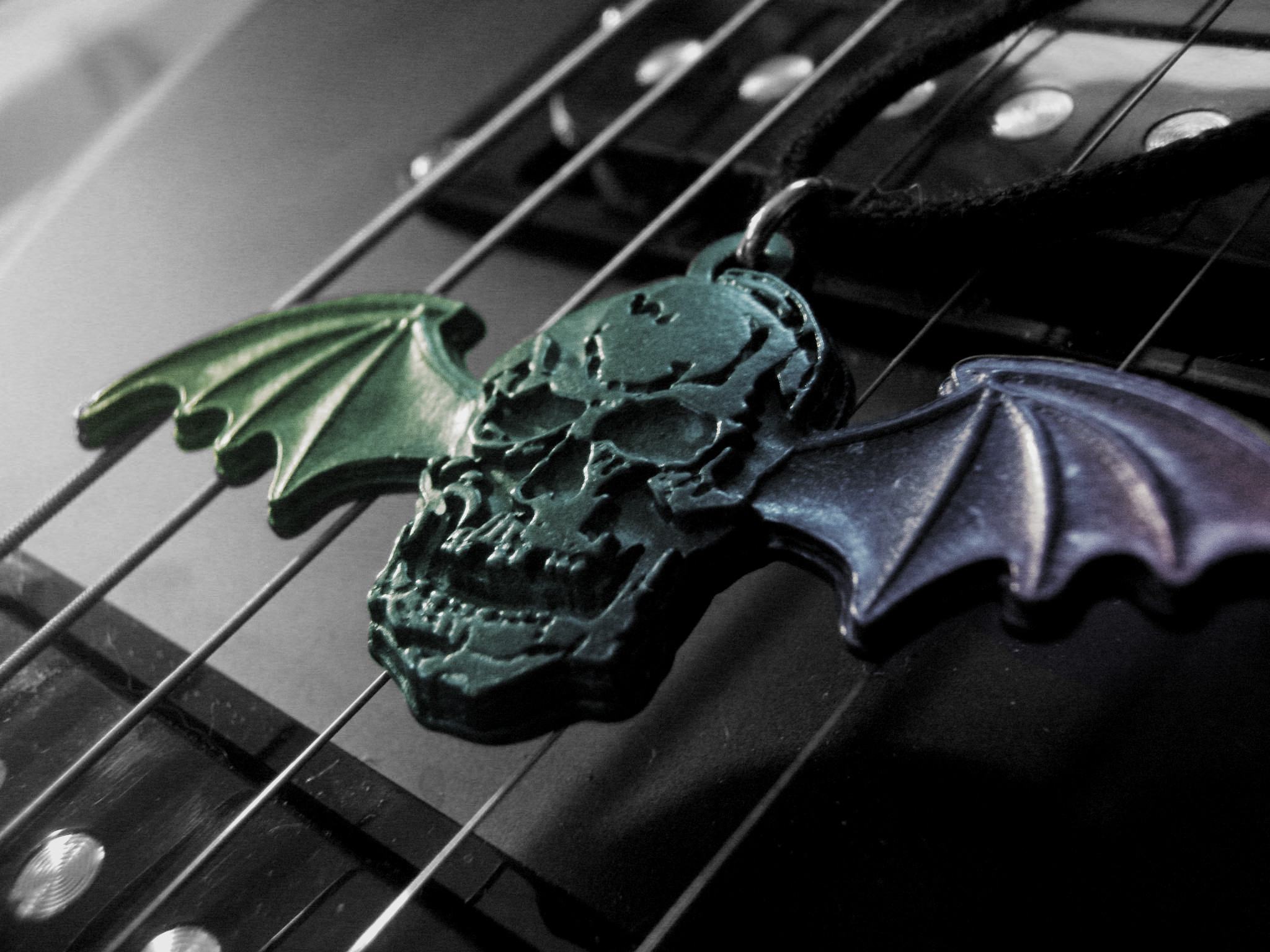 Deathbat Wallpaper Deathbat. :d by violetwidows