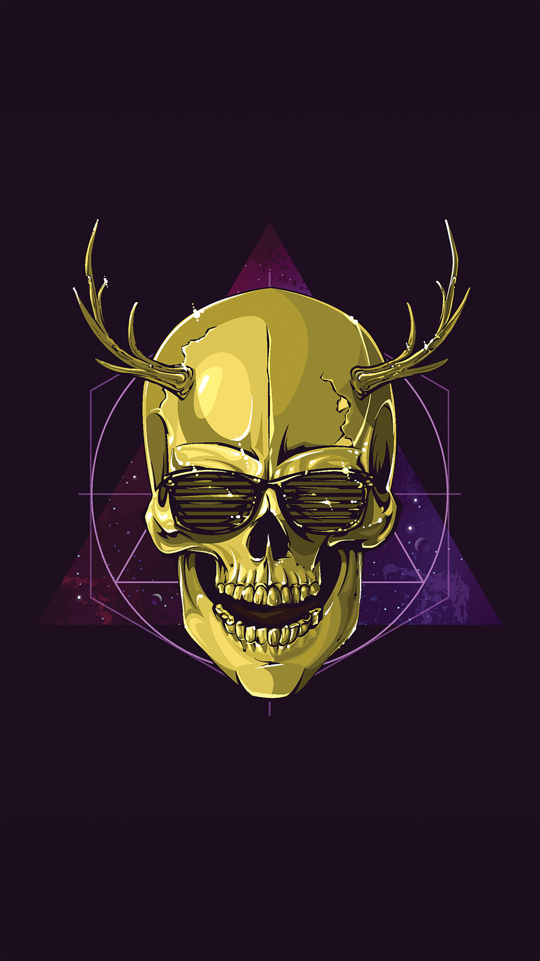 … ios devices; hipster skull hd wallpaper for your mobile phone