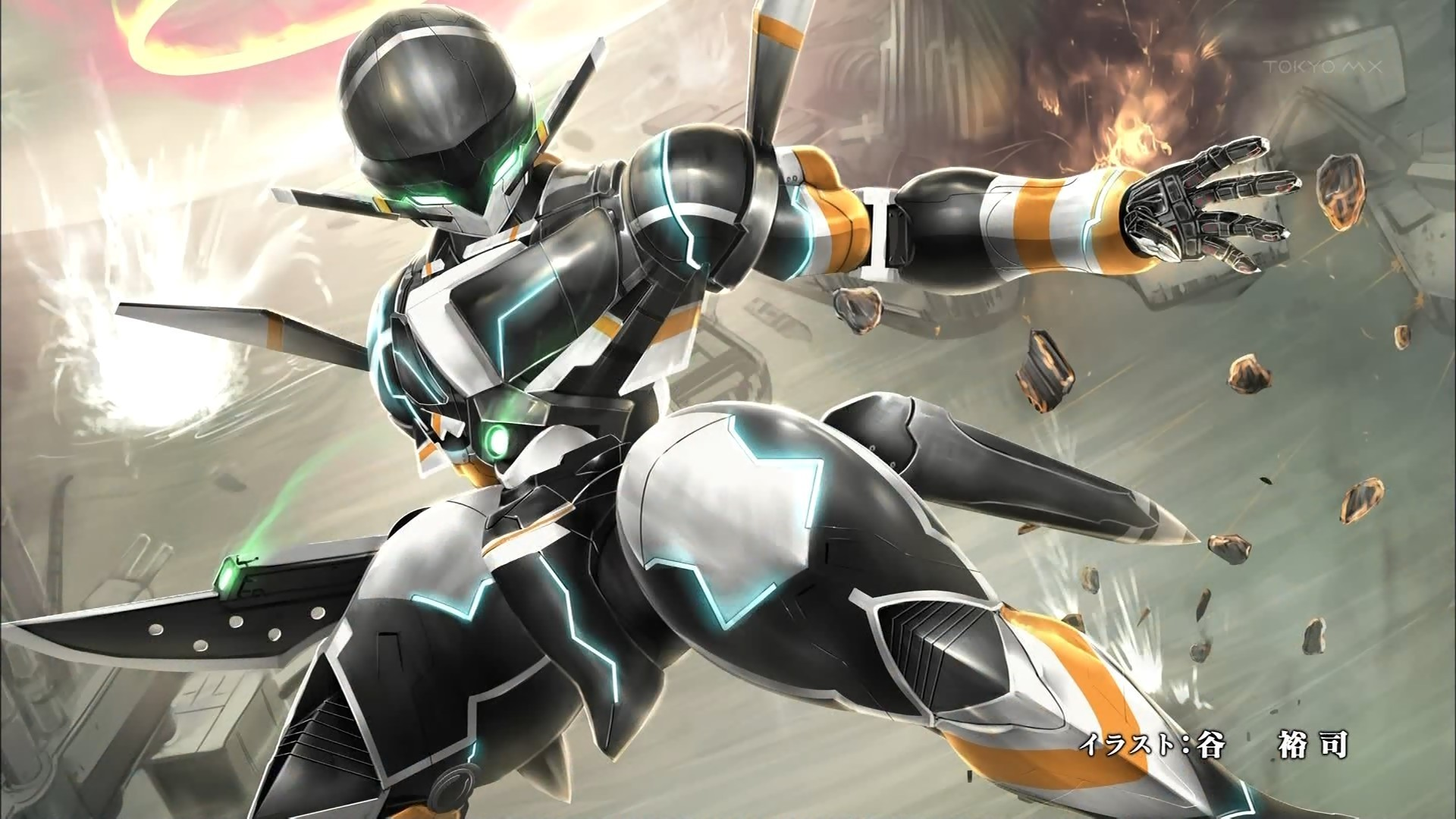 Suisei No Gargantia, Anime, Mech, Chamber (Suisei No Gargantia) Wallpapers  HD / Desktop and Mobile Backgrounds