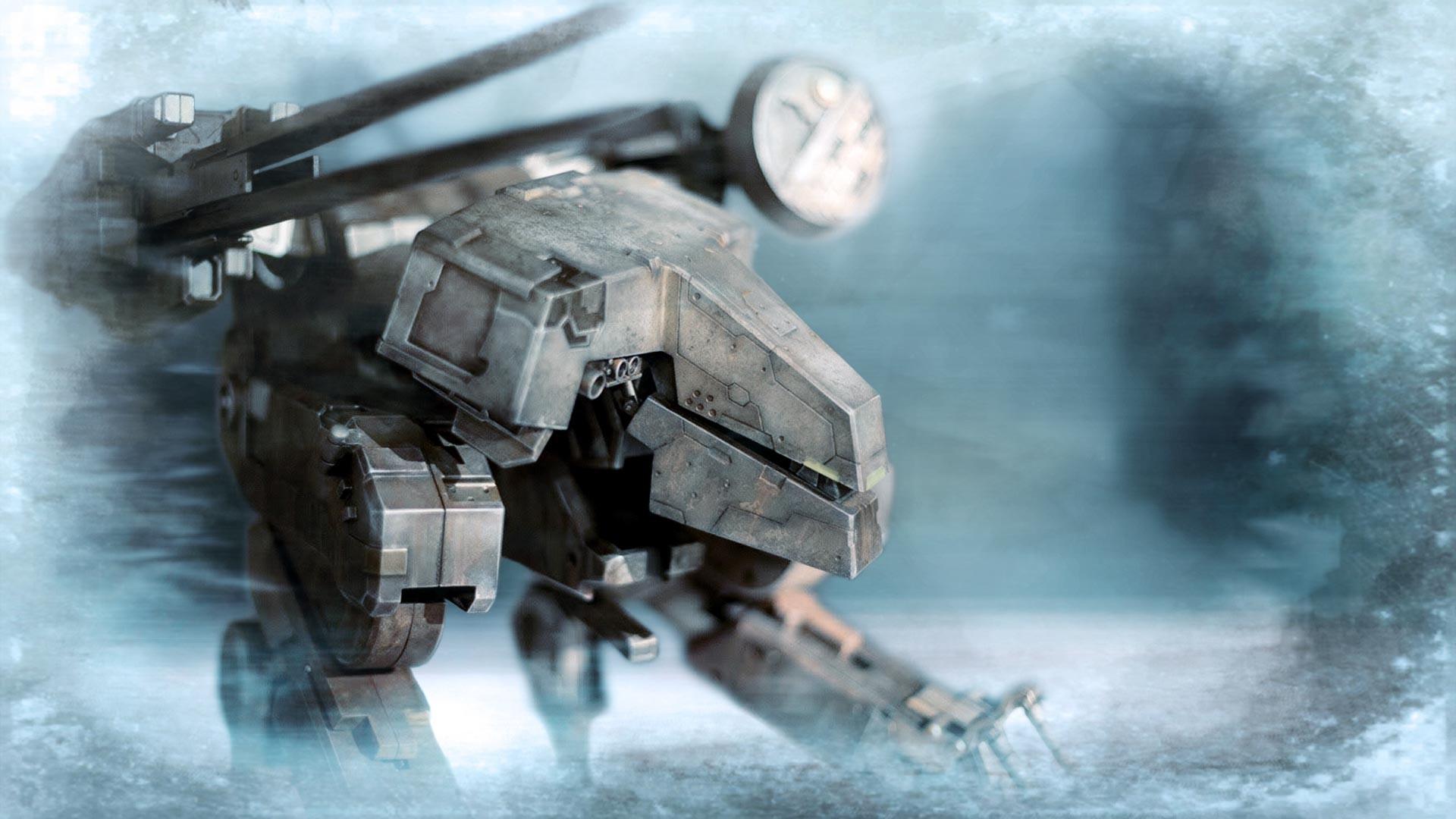 Metal Gear Solid mech mecha d wallpaper | | 112875 | WallpaperUP