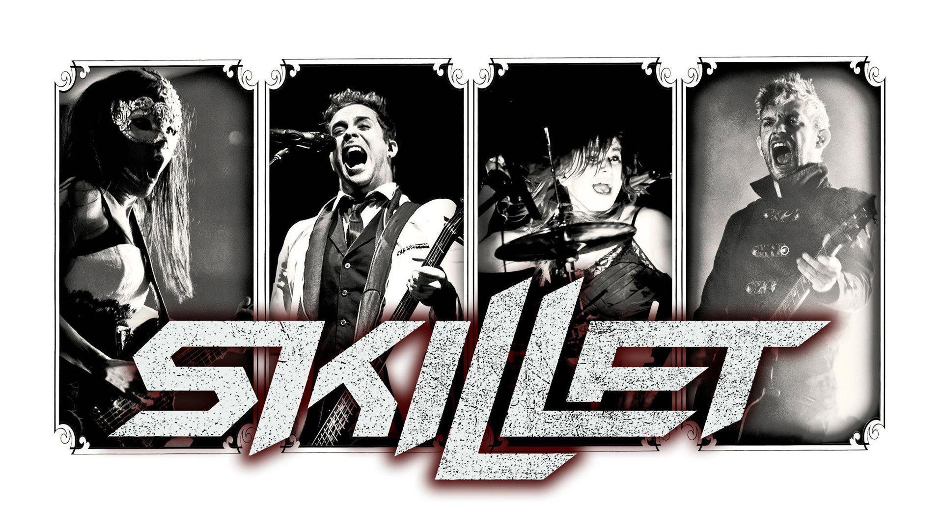 Skillet Wallpaper HD