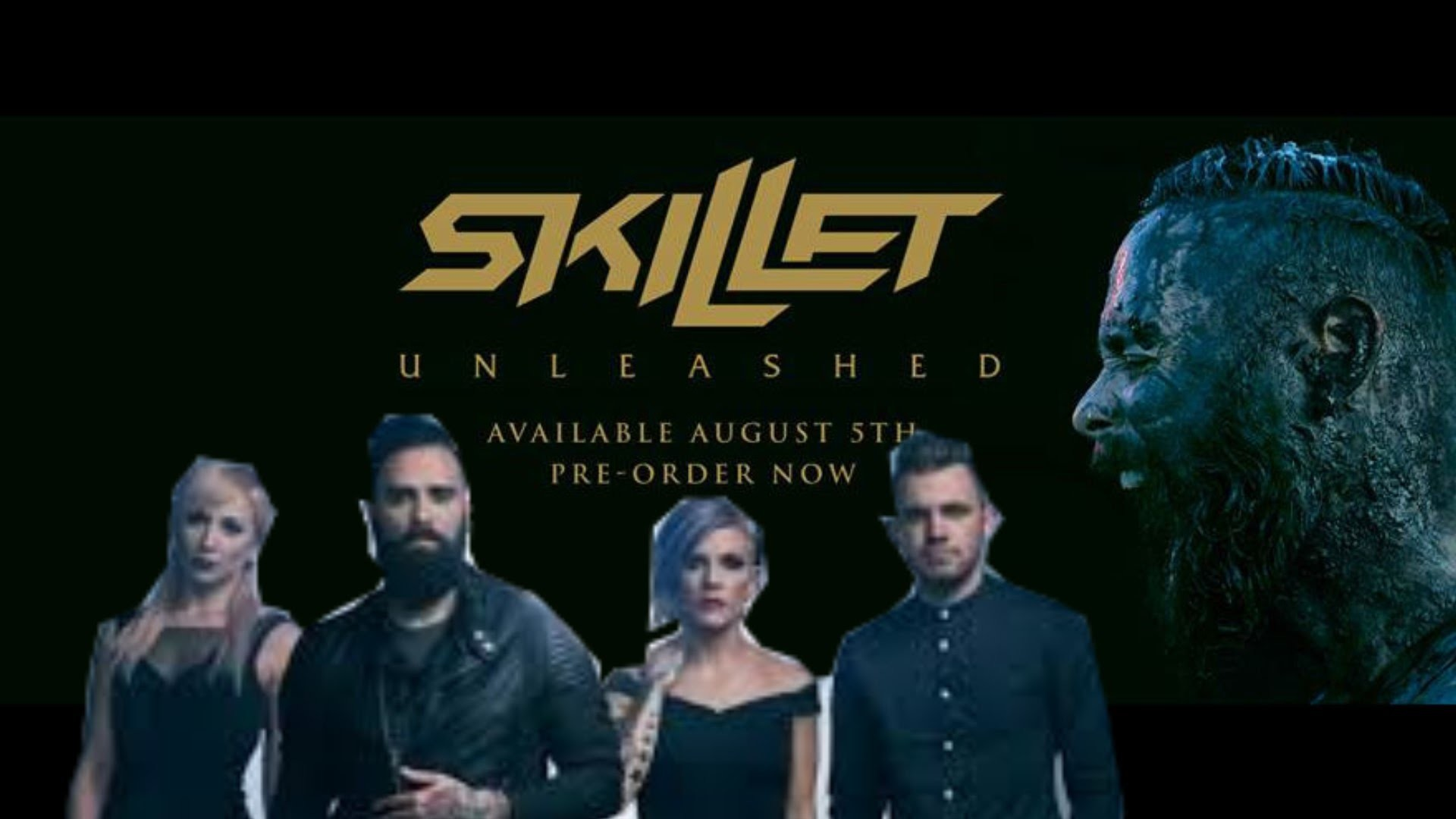 My thoughts on Skillet & #UNLEASHED | Share with Skillet!