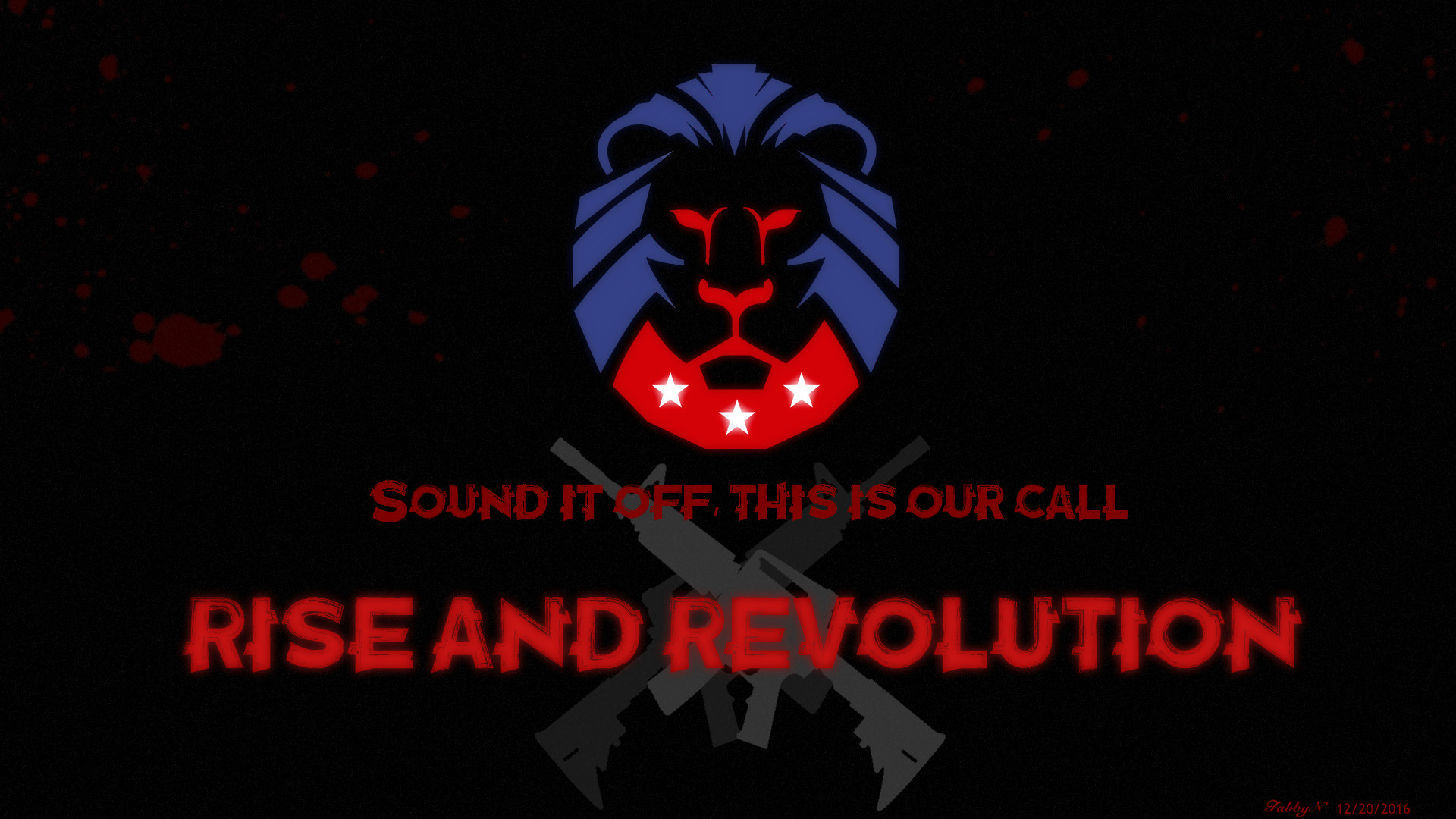 Trump Lion Wallpaper! (Rise by Skillet)♥ …