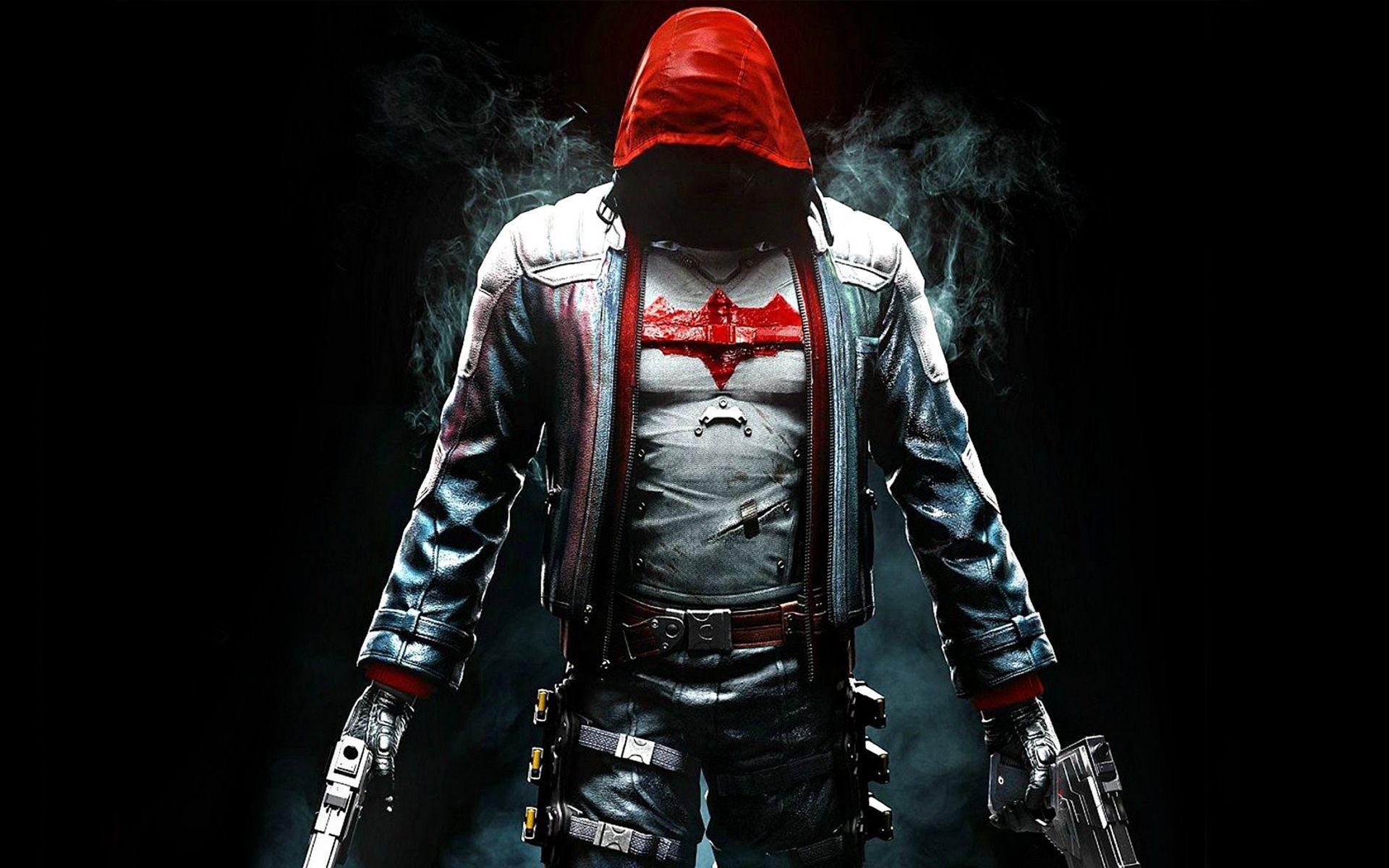 Jason Todd Red Hood Batman Arkham Knight Wallpapers