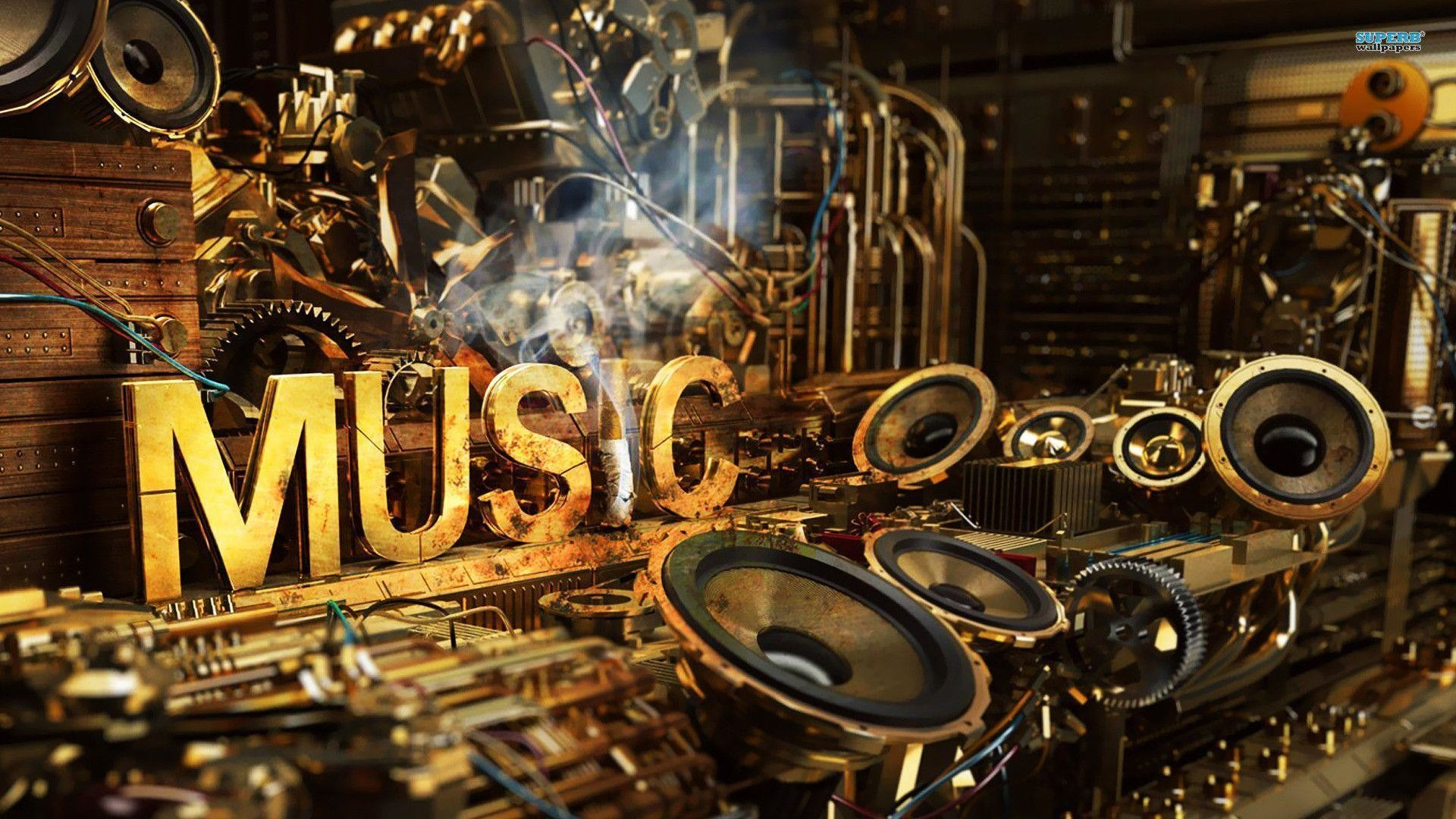 Wallpapers For > House Music Wallpaper 1920×1080