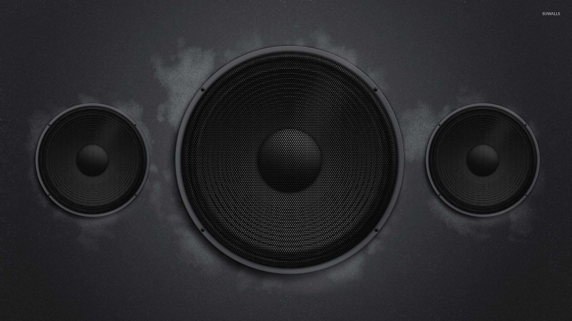 Speakers wallpaper jpg
