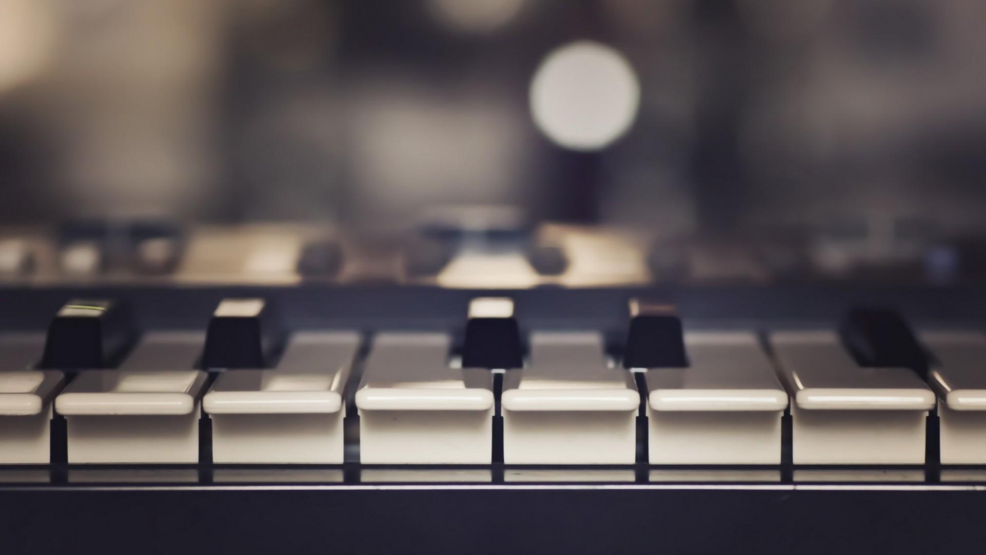 Wallpaper piano, music, keys, musical instrument