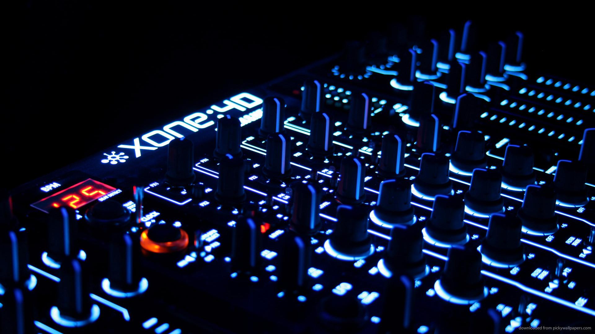 DJ Set for 1920×1080