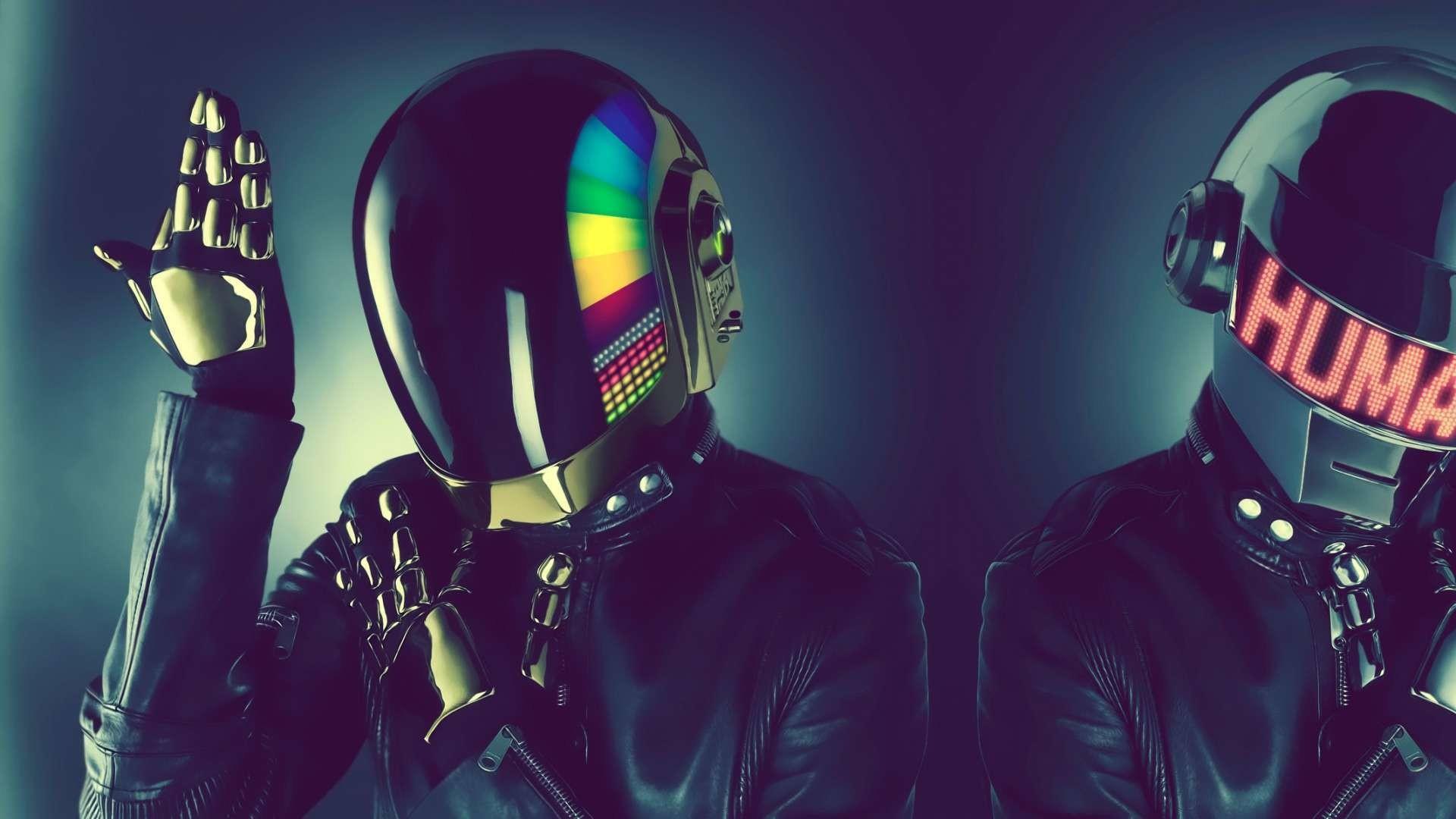 Daft Punk Style Music Hd Wallpaper 1080p | HDWallWide.com