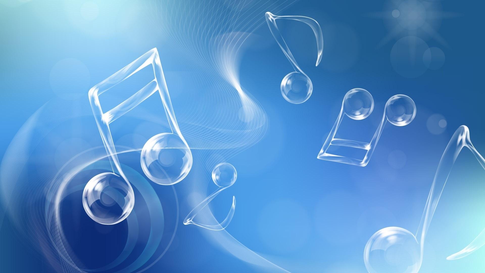 blue, white, music