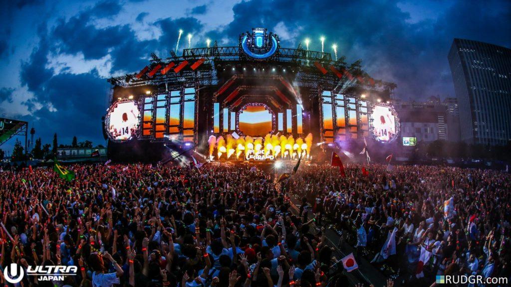 Ultra Music Festival //\ Tokyo, Japan
