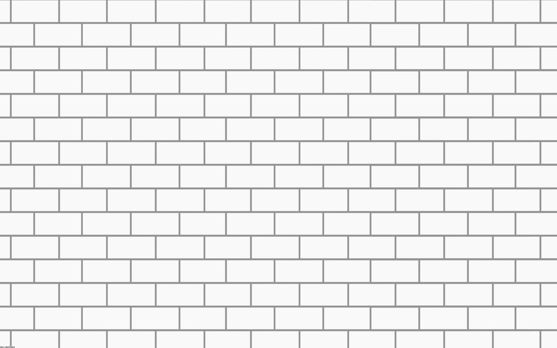 digital Art, Minimalism, Abstract, Walls, Bricks, Pink Floyd, Album Covers,  White Background, The Wall, Psychedelic Rock, Music Wallpapers HD / Desktop  and …