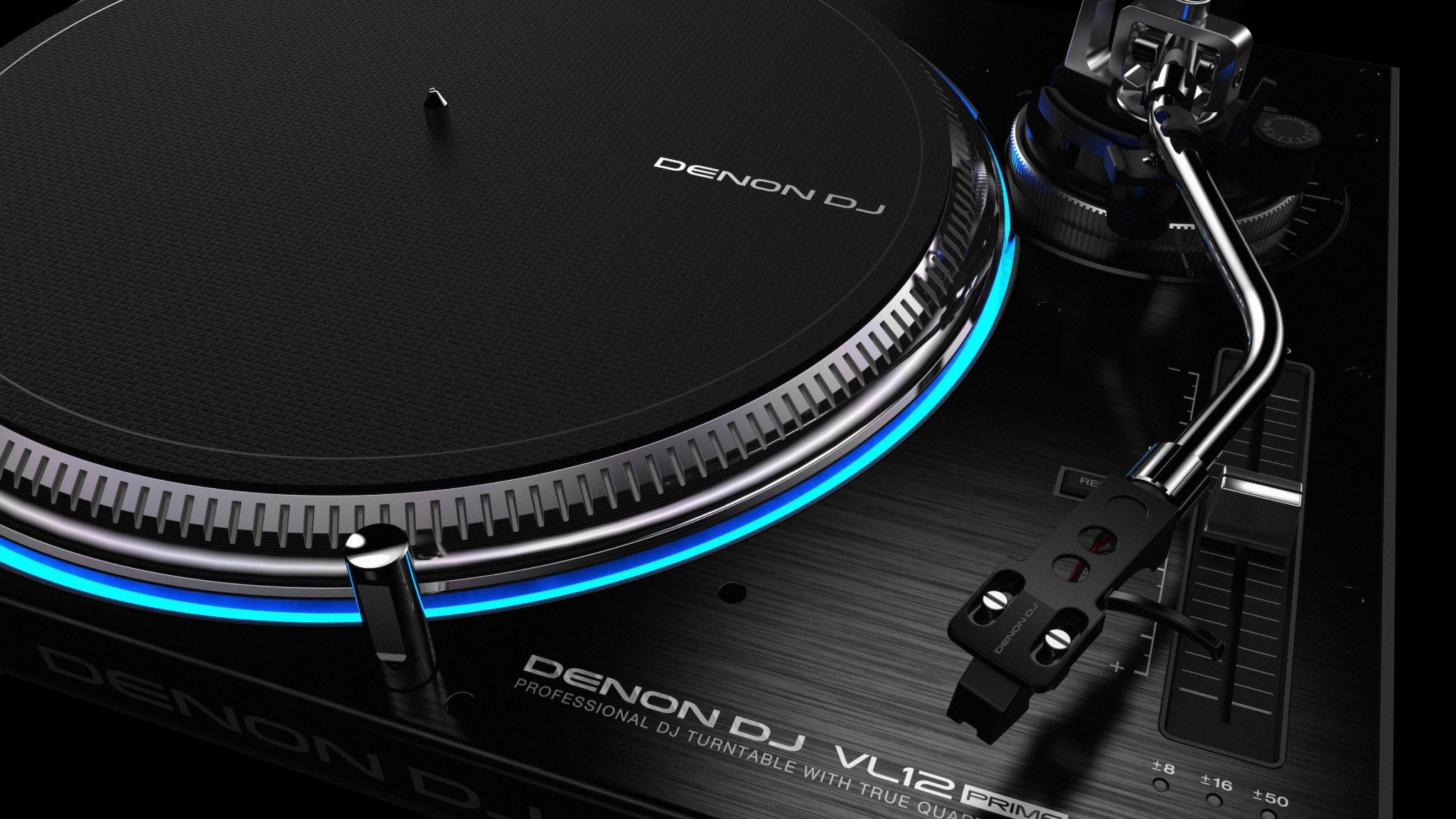 Denon DJ VL12 Prime turntable (5)