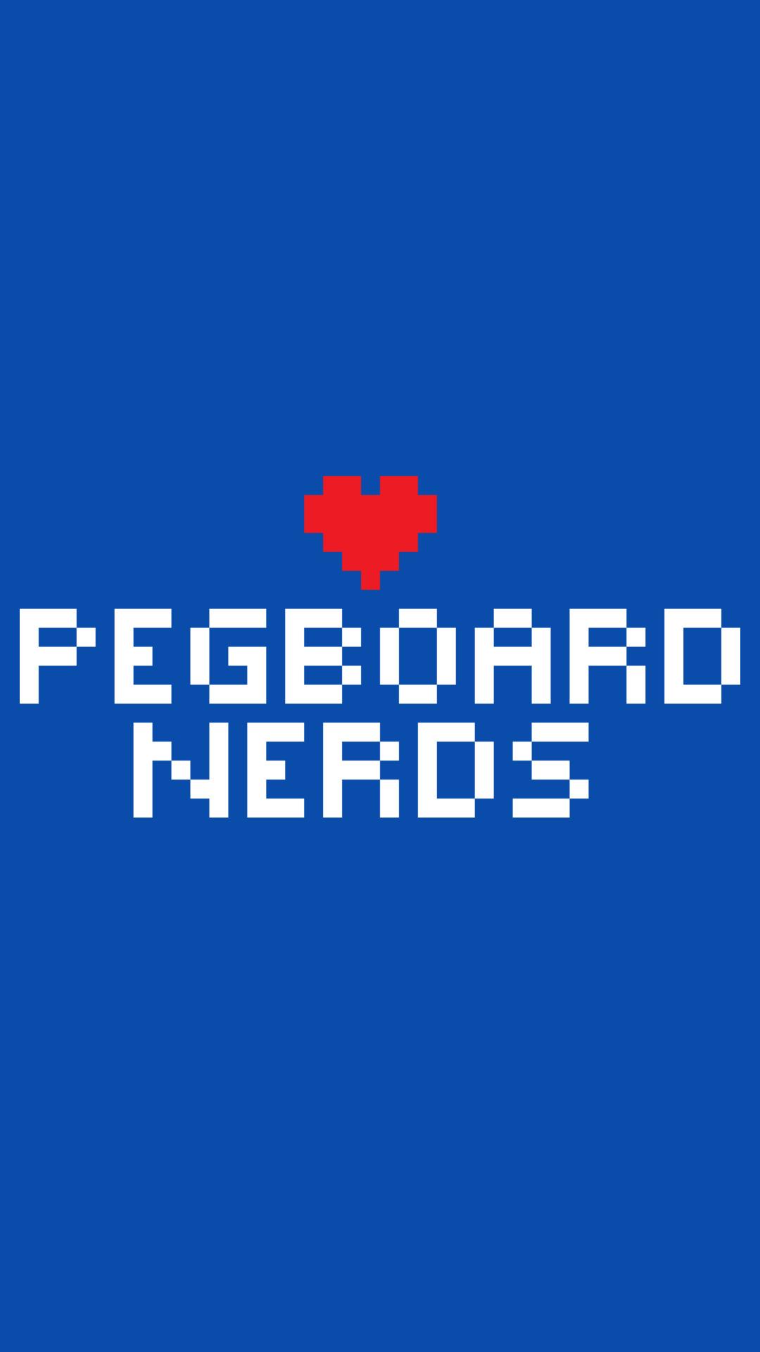 Pegboard Nerds Phone Wallpaper