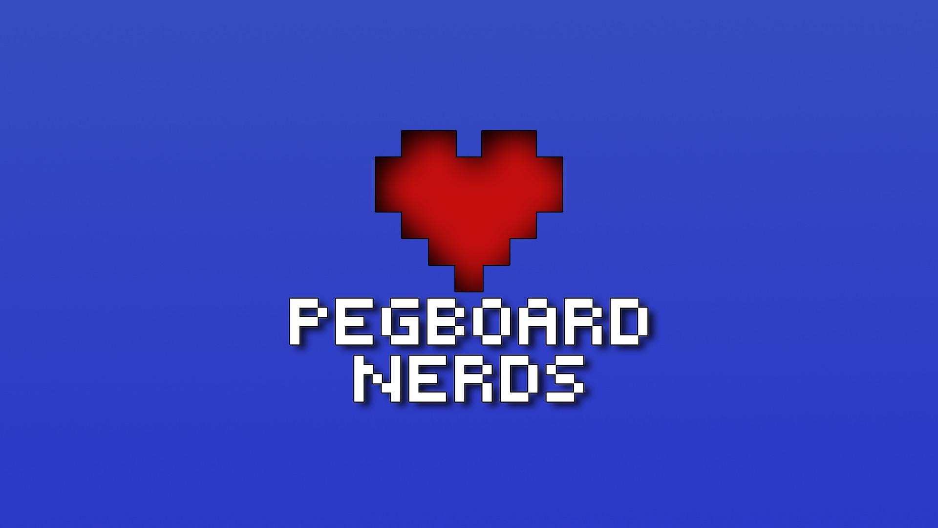Pegboard Nerds – Simple Wallpaper …