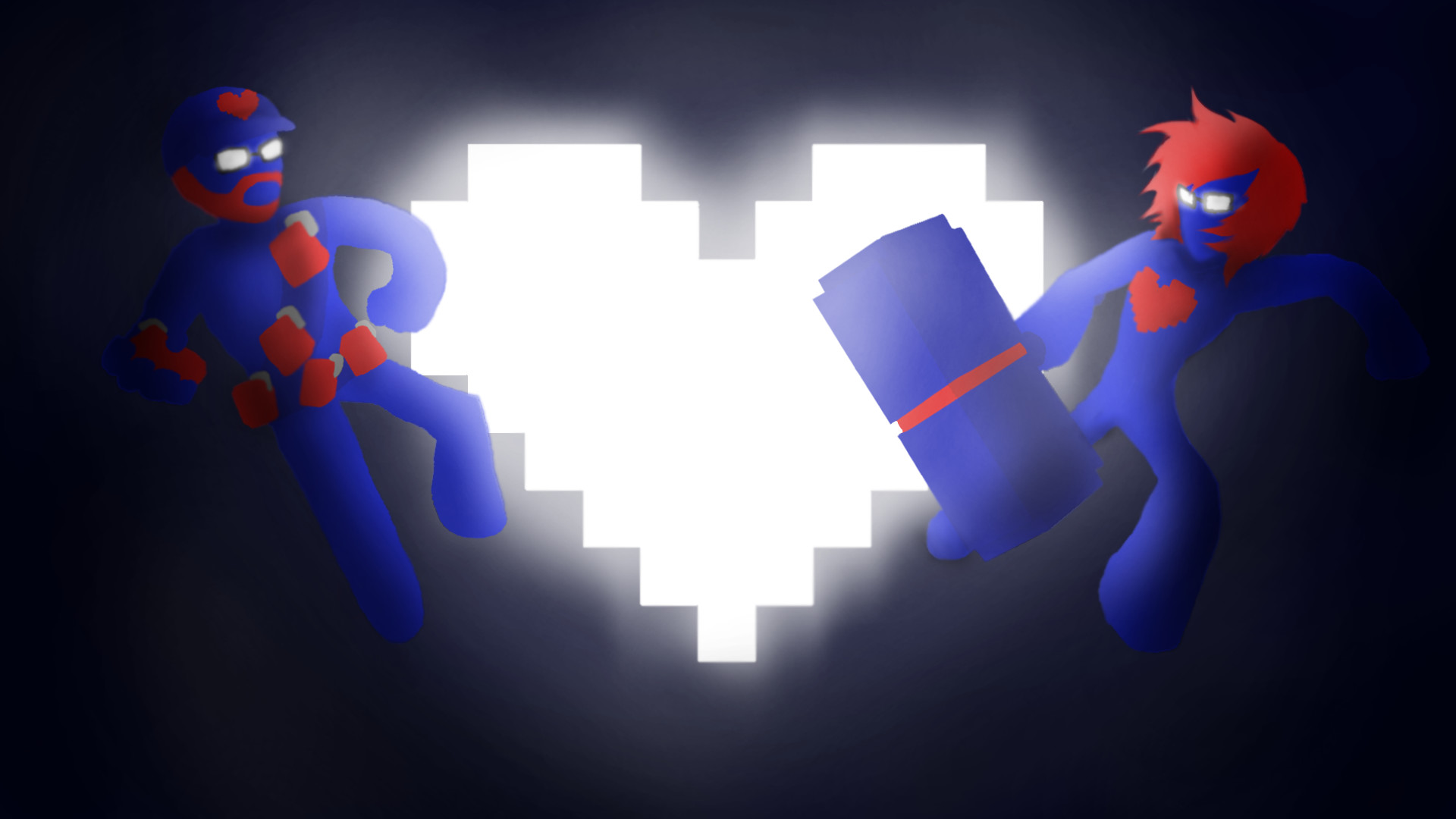 First things first, here's the Pegboard Nerds Wallpaper.