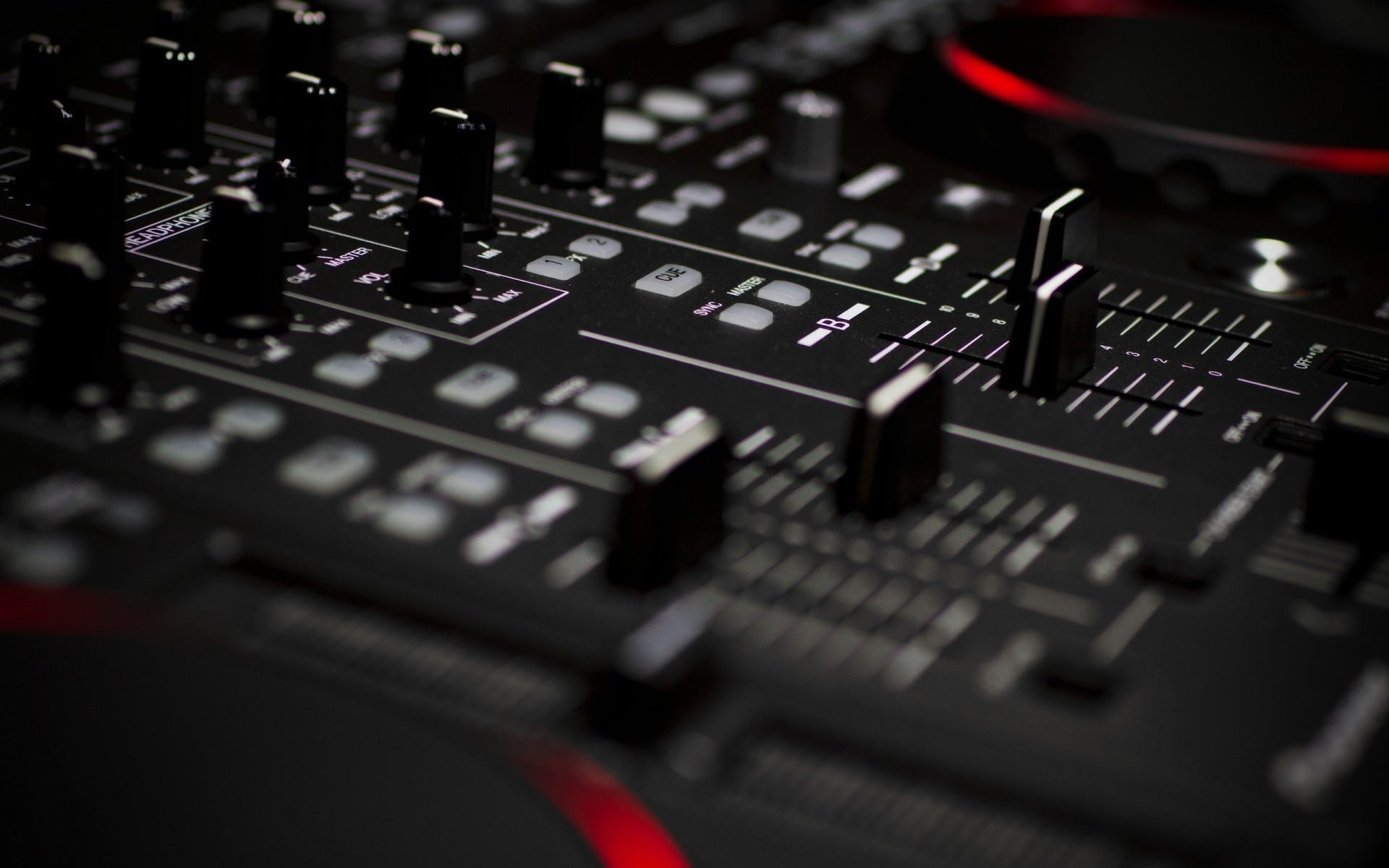 Sound Controller Wallpaper 8632