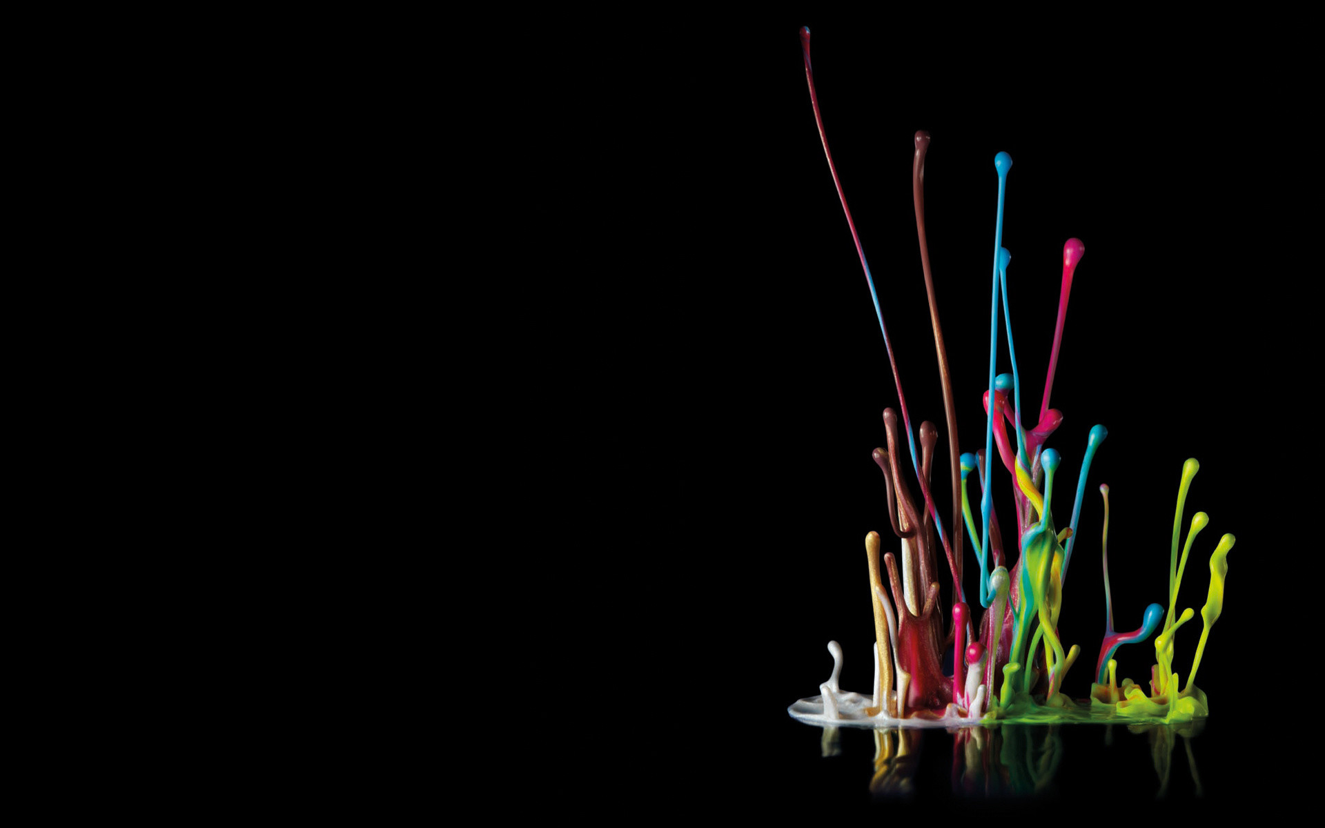 paint, sound sculpture, graphics desktop wallpaper » 3D » GoodWP.com