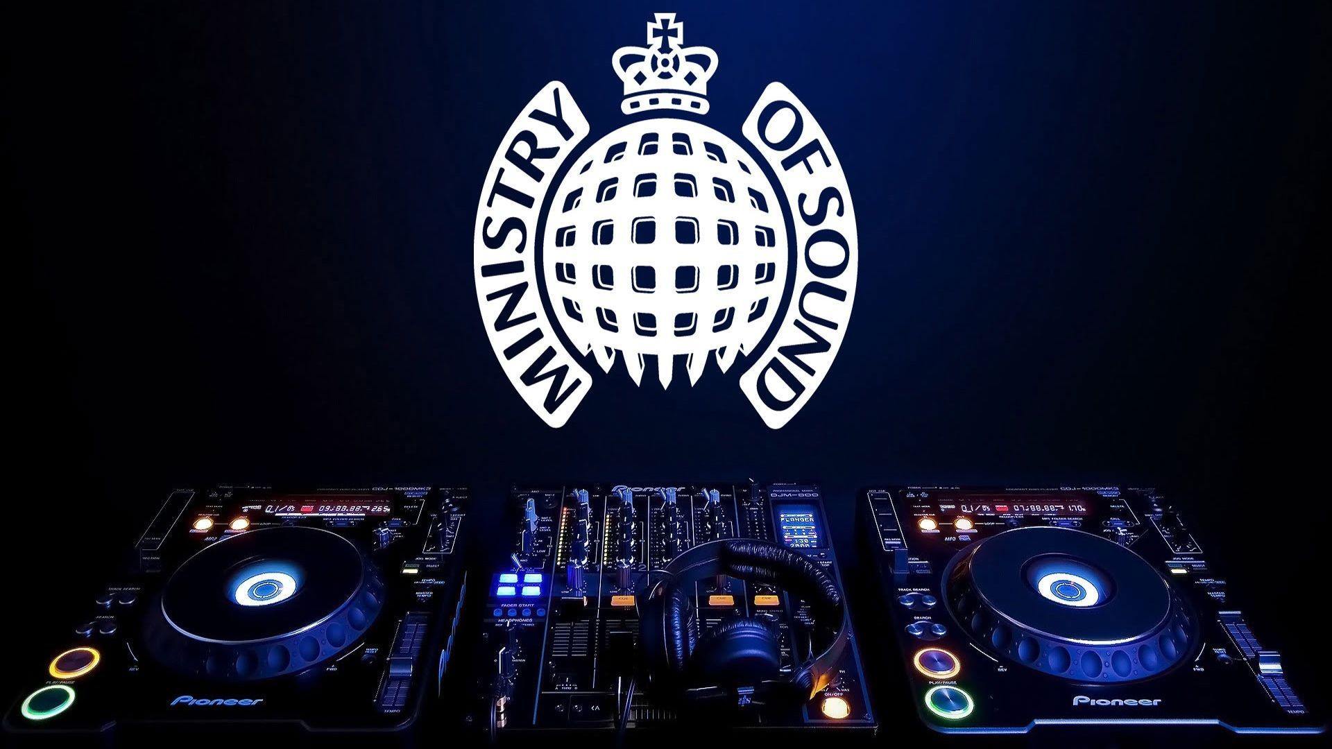 Download Wallpaper Ministry of sound, Console .