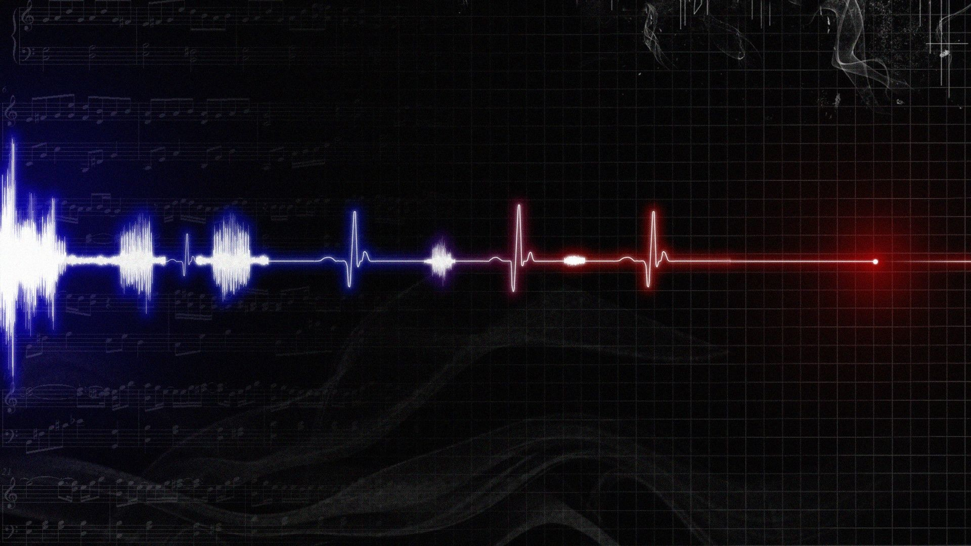 Sound Wave Wallpapers – Wallpaper Cave