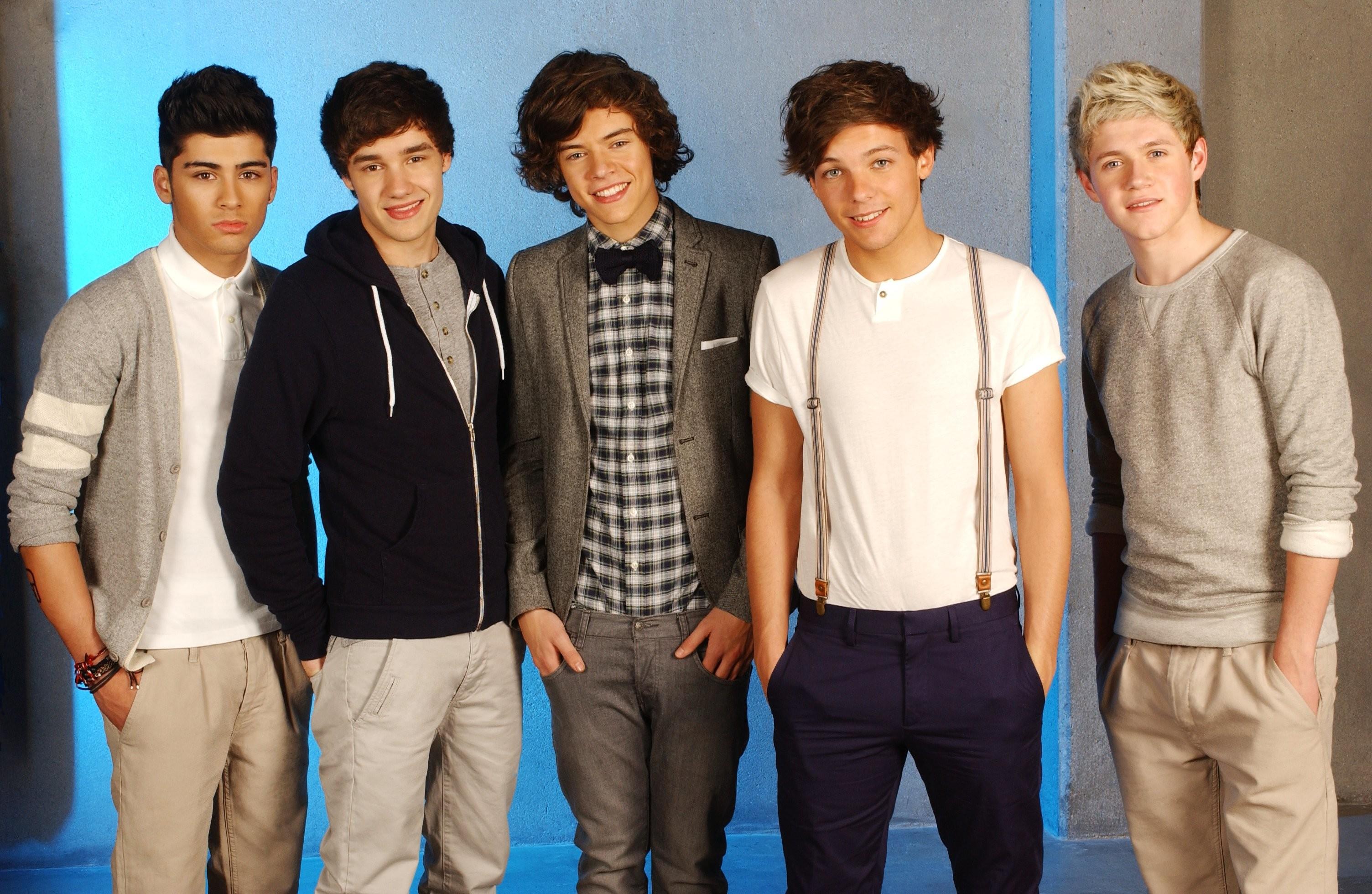 One Direction, eller 1D, er det hotteste guttebandet i hele verden