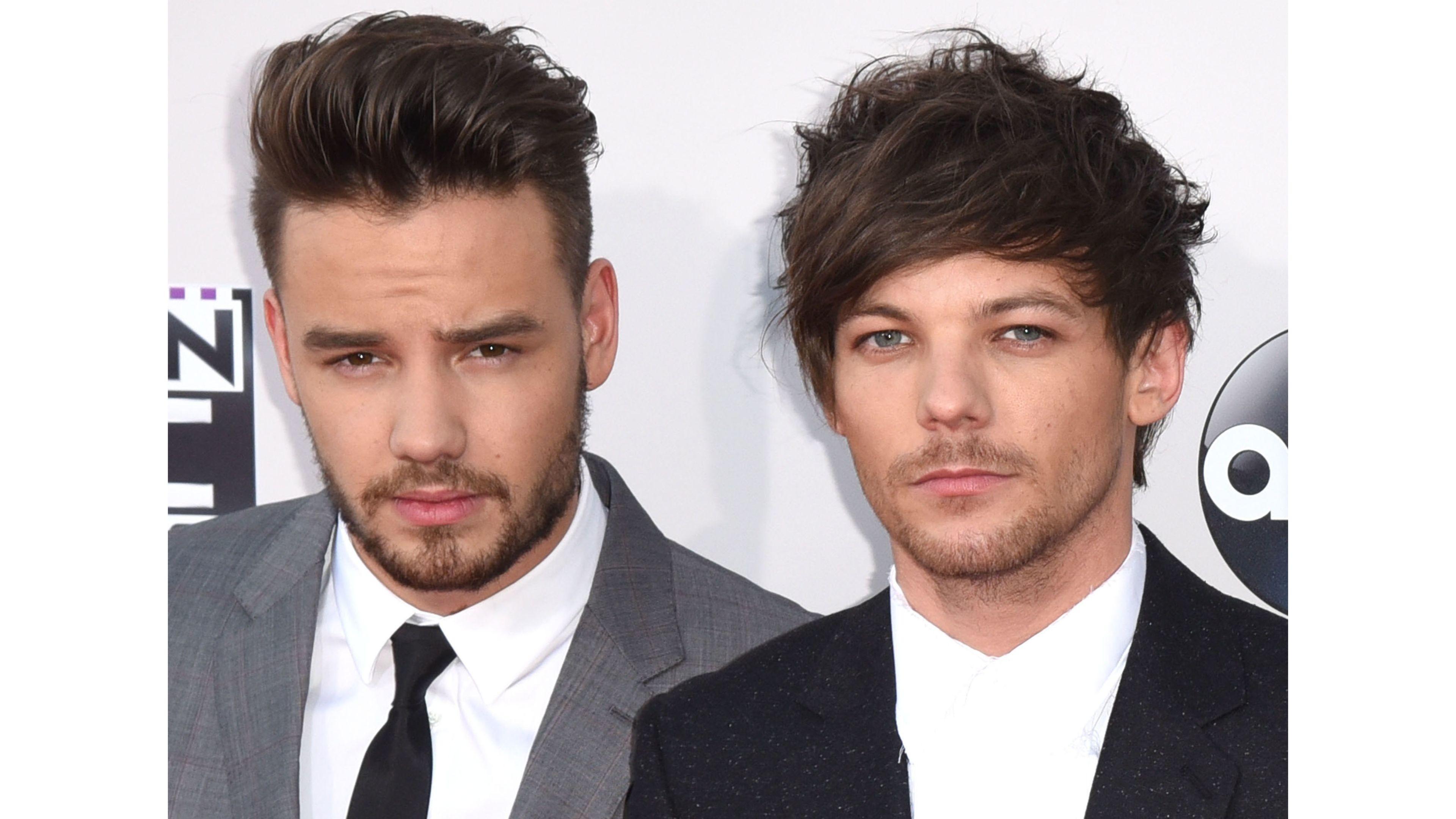 One Direction 2016 Louis Tomlinson 4K Wallpaper