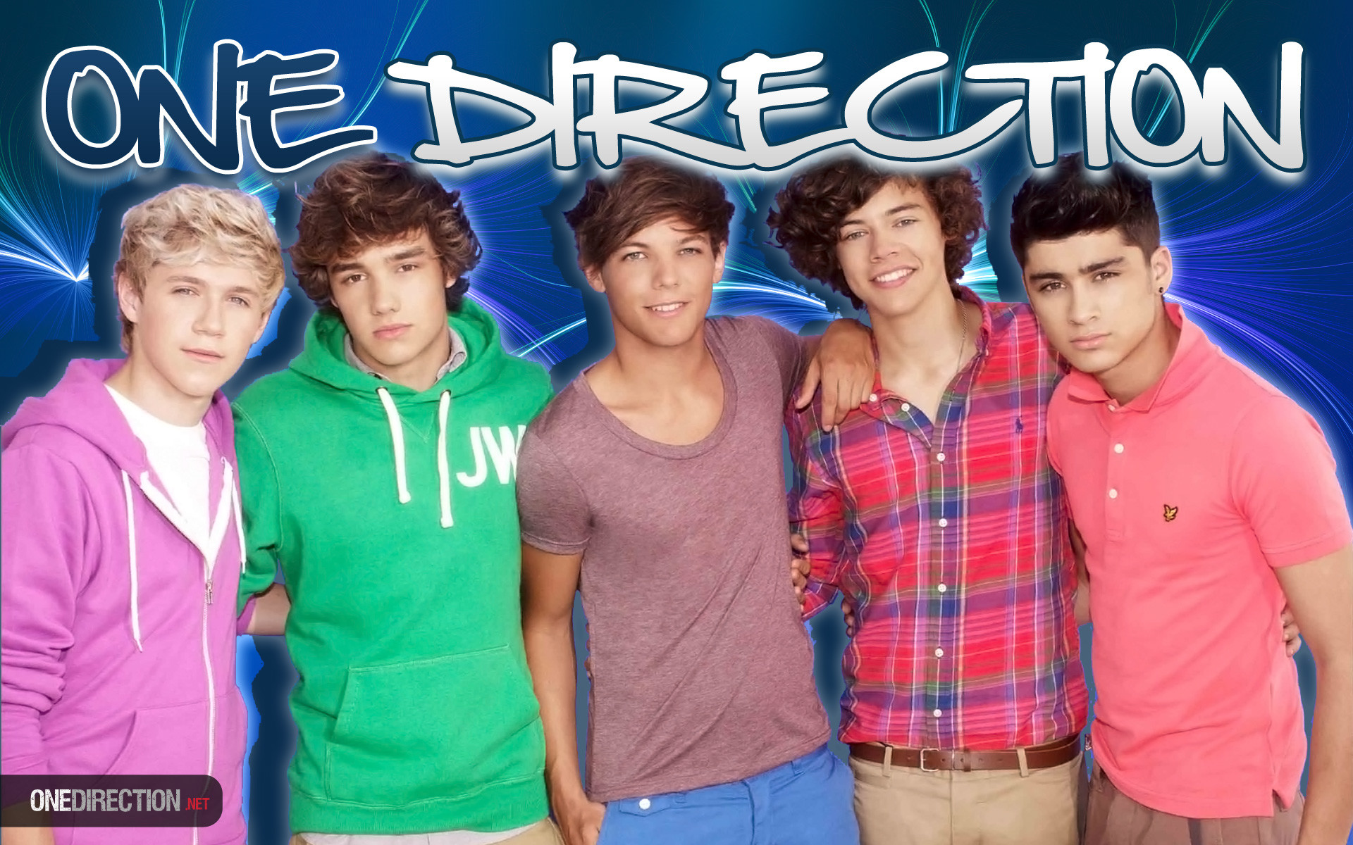 One Direction – One Direction Wallpaper (32432599) – Fanpop