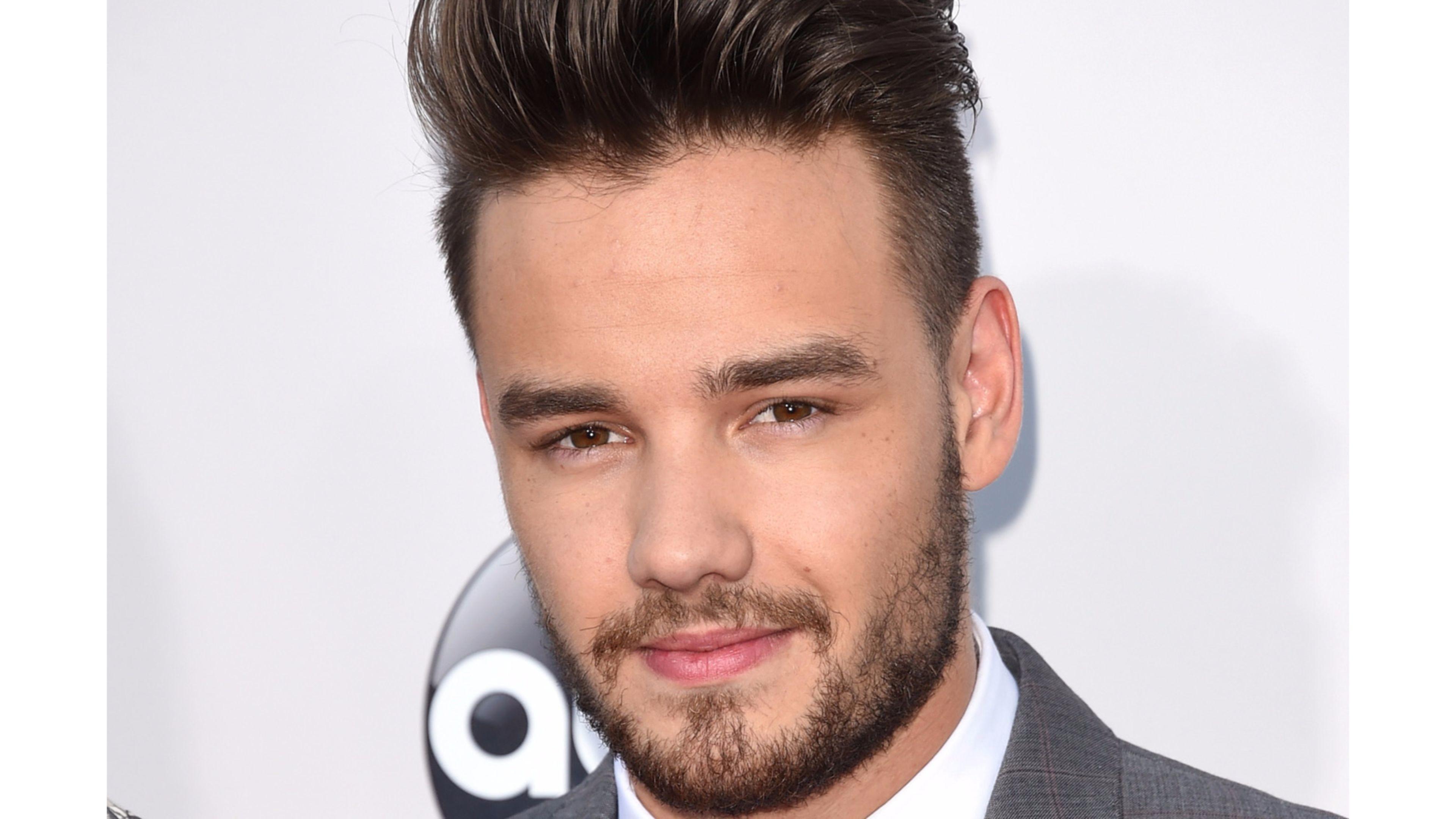 One Direction Singer Liam Payne 4K Wallpaper