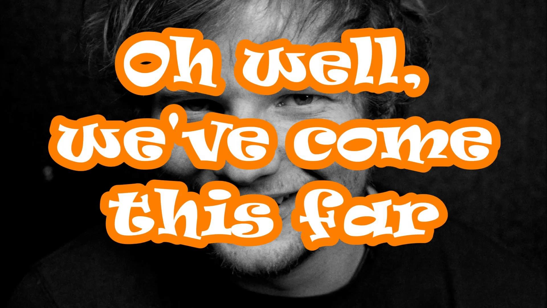 Addicted Ed Sheeran lyrics