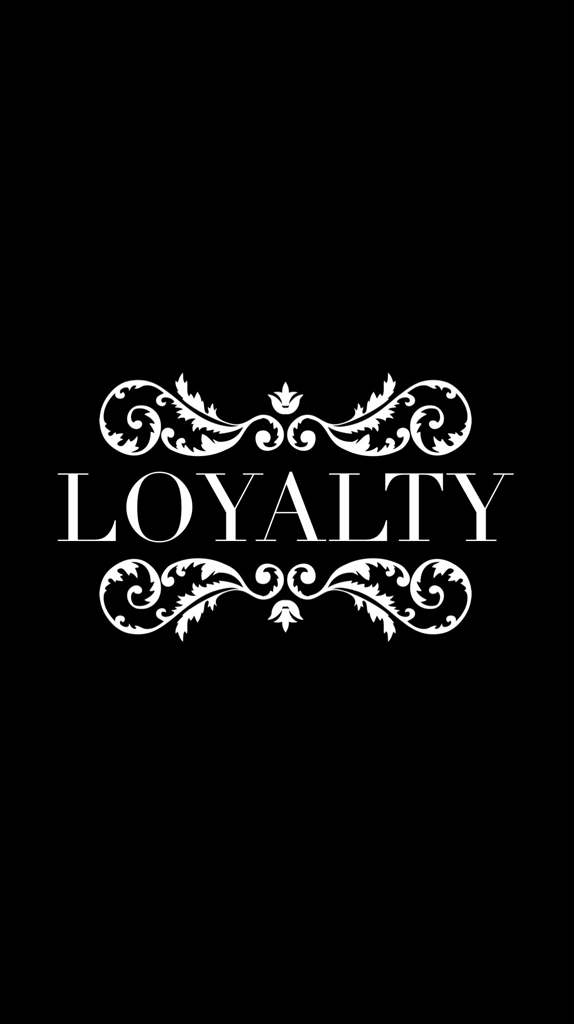 loyalty iphone|Mobile Wallpaper|Victorian edit