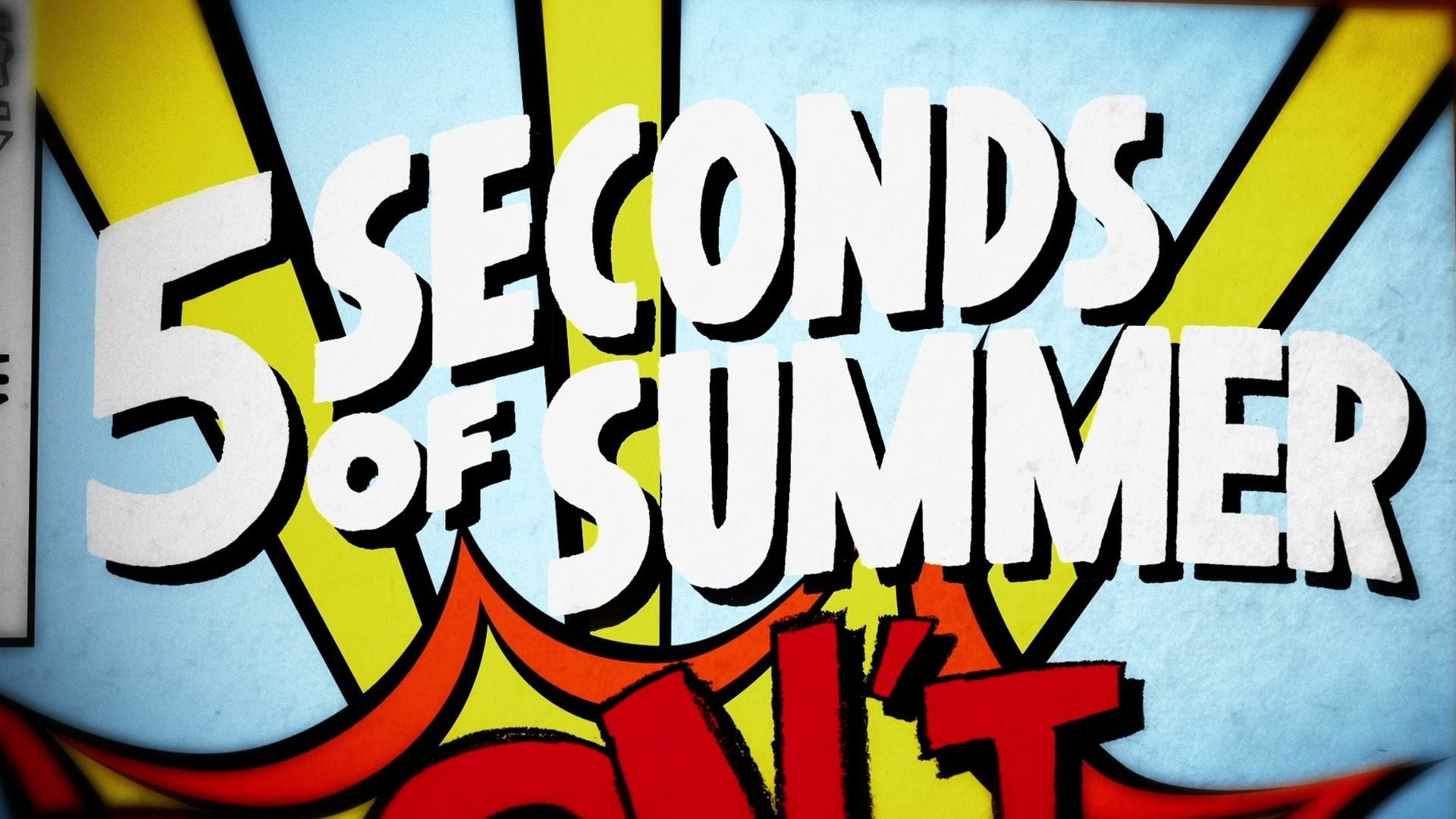 5 Seconds Of Summer – Don't Stop (Lyric Video)