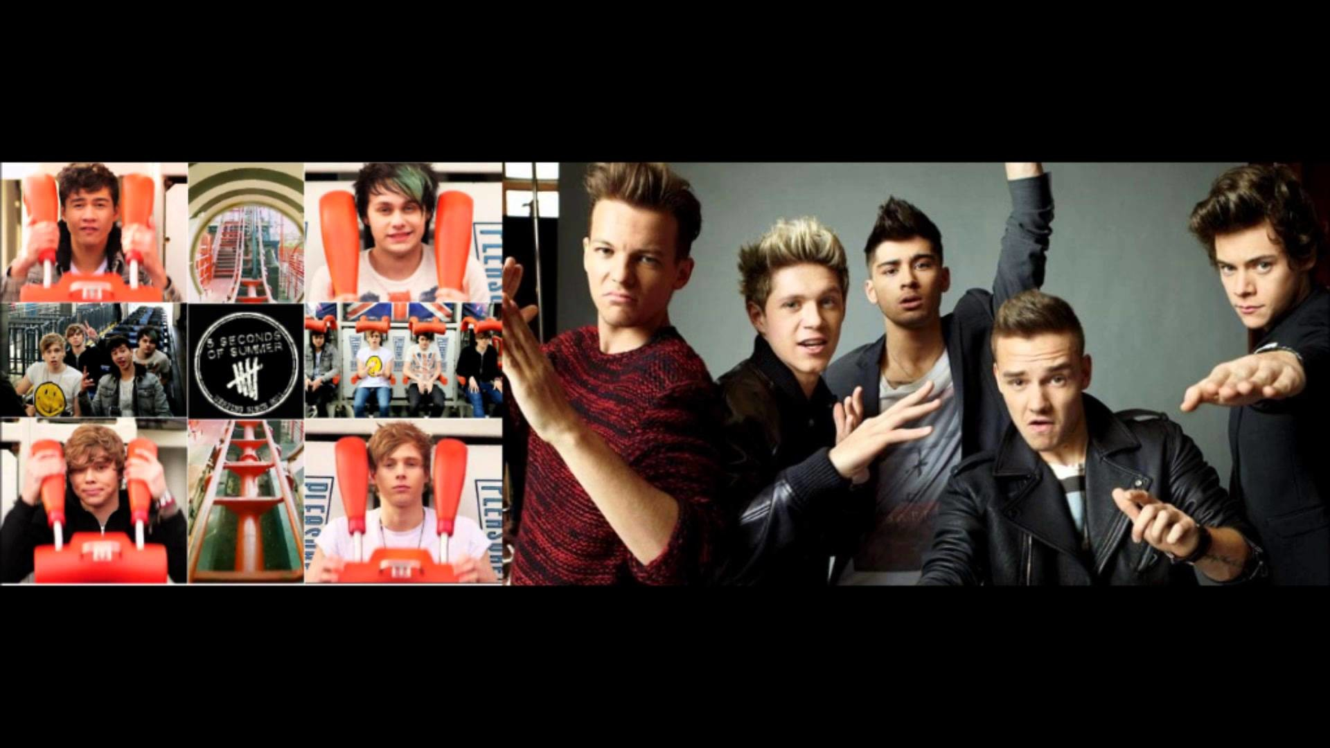 related pictures 5sos and one direction wallpaper Car Pictures