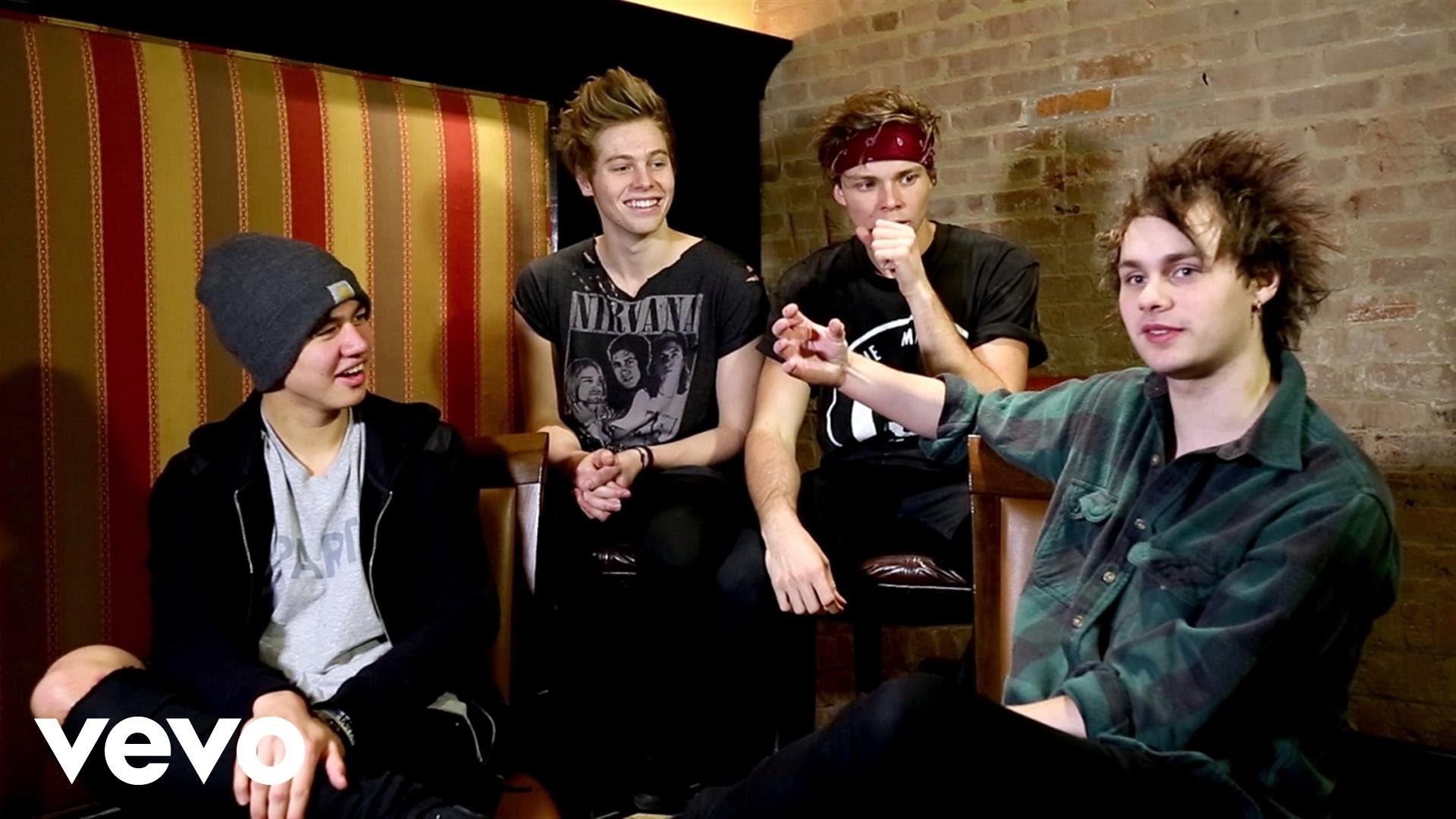 5 Seconds Of Summer – Favorite Things (VEVO LIFT): Brought To You By