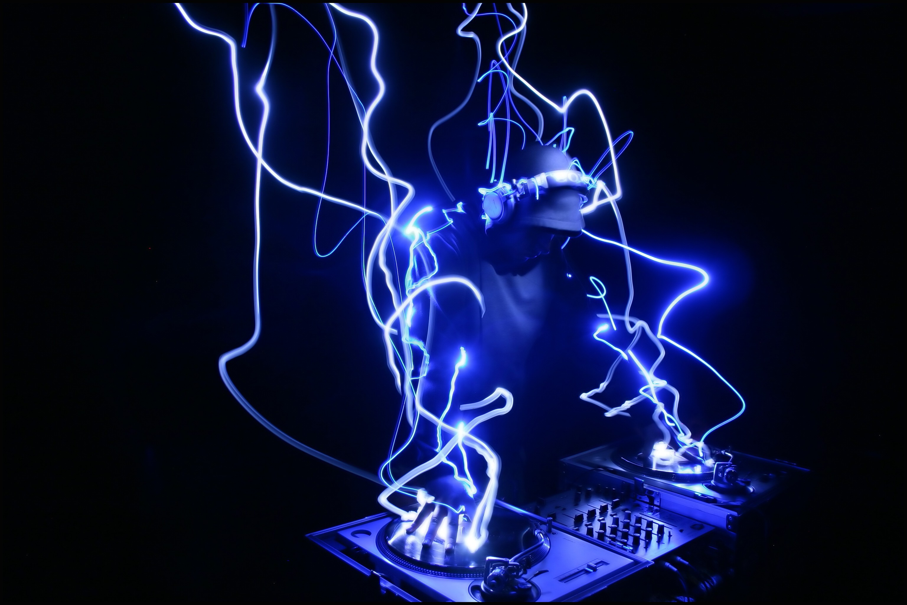 Cool Music light dj Wallpapers