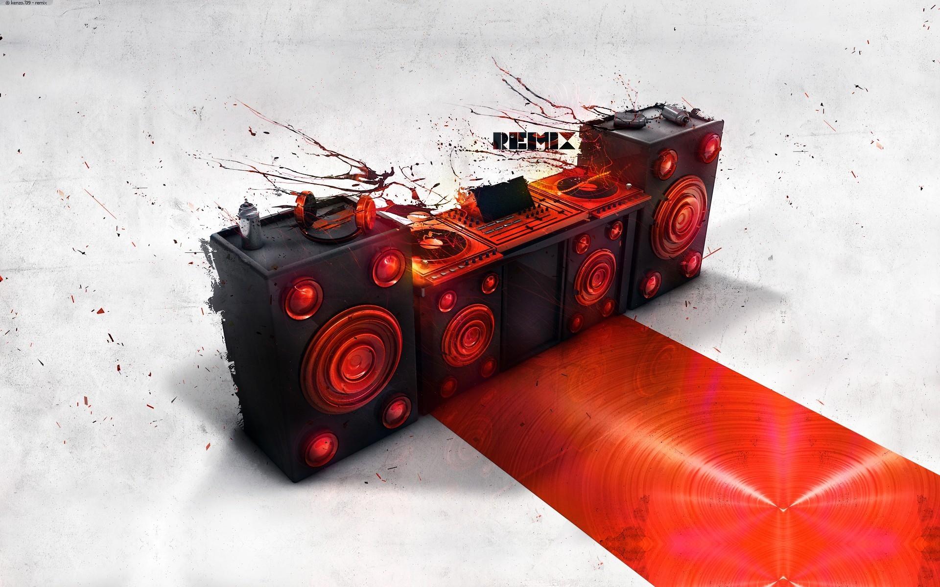DJ Setup 3D