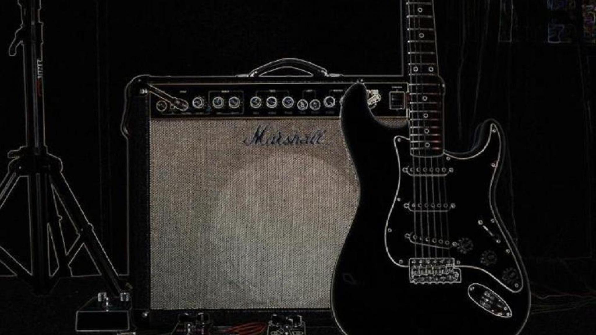 Resultado de imagem para guitar amplifier wallpaper