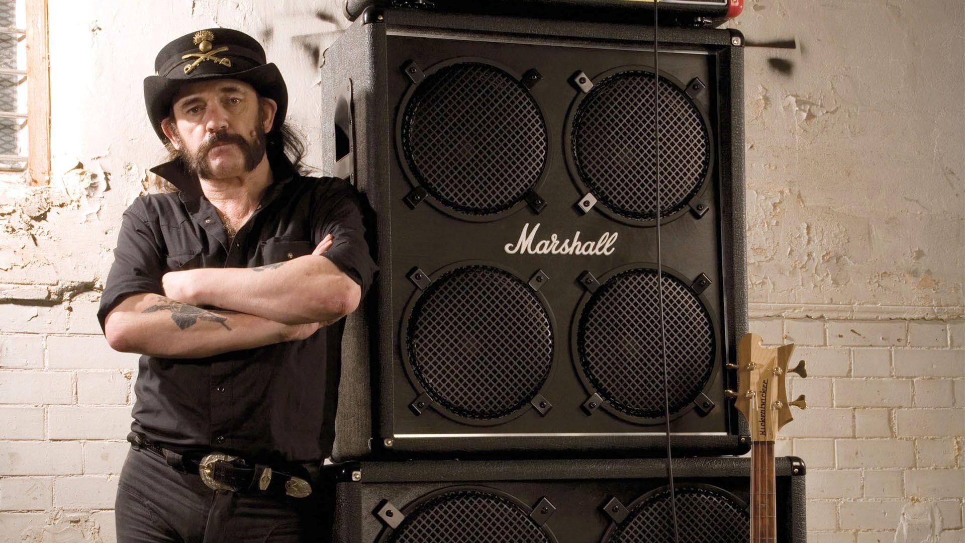 MOTORHEAD heavy metal hard rock guitar guitars amplifier amp .
