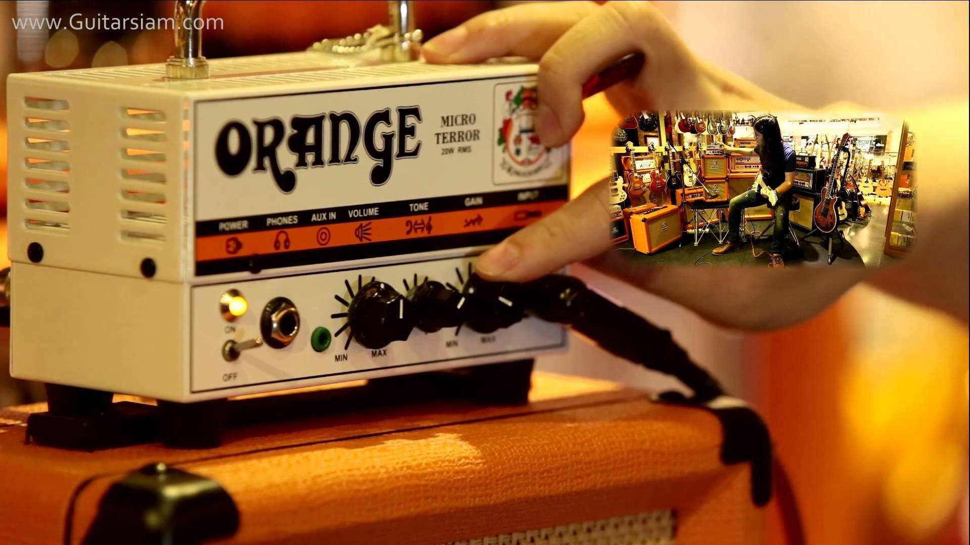 Image Gallery: orange guitar amp wallpaper