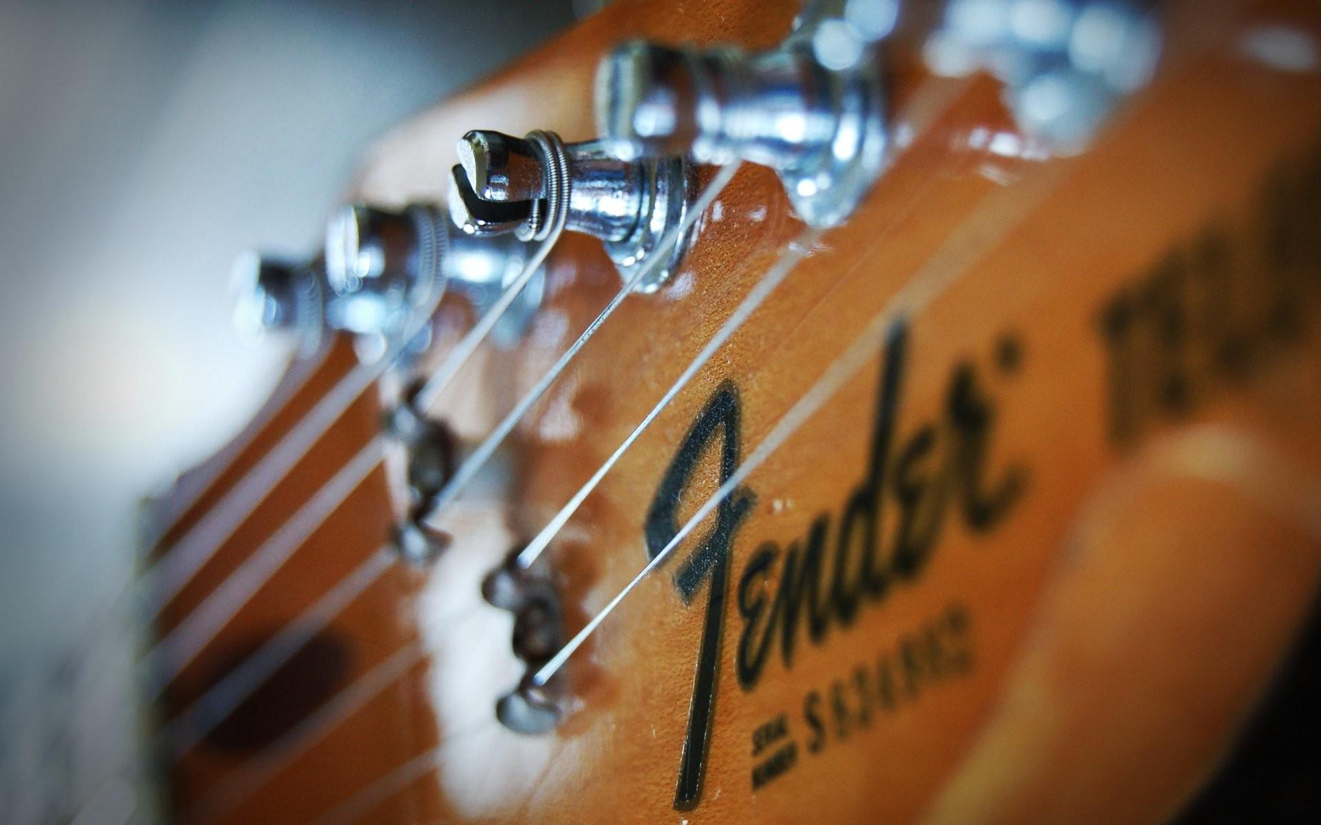 Fender Telecaster Wallpaper
