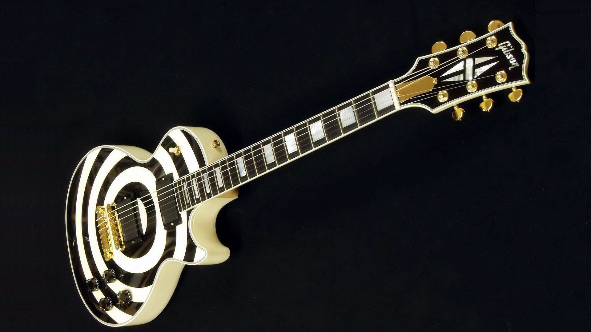 Wallpapers For > Gibson Guitar Iphone Wallpaper