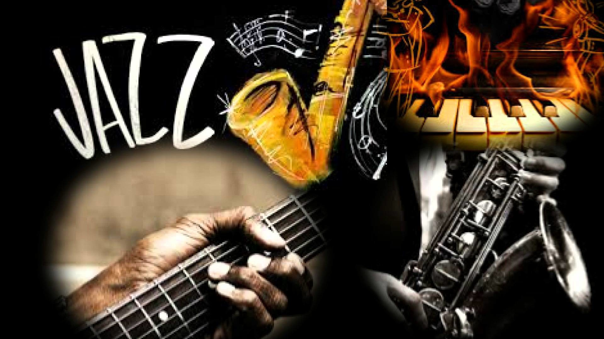 Jazz and Blues Music:Collection Original Relaxing Jazz Music for Work in  Office