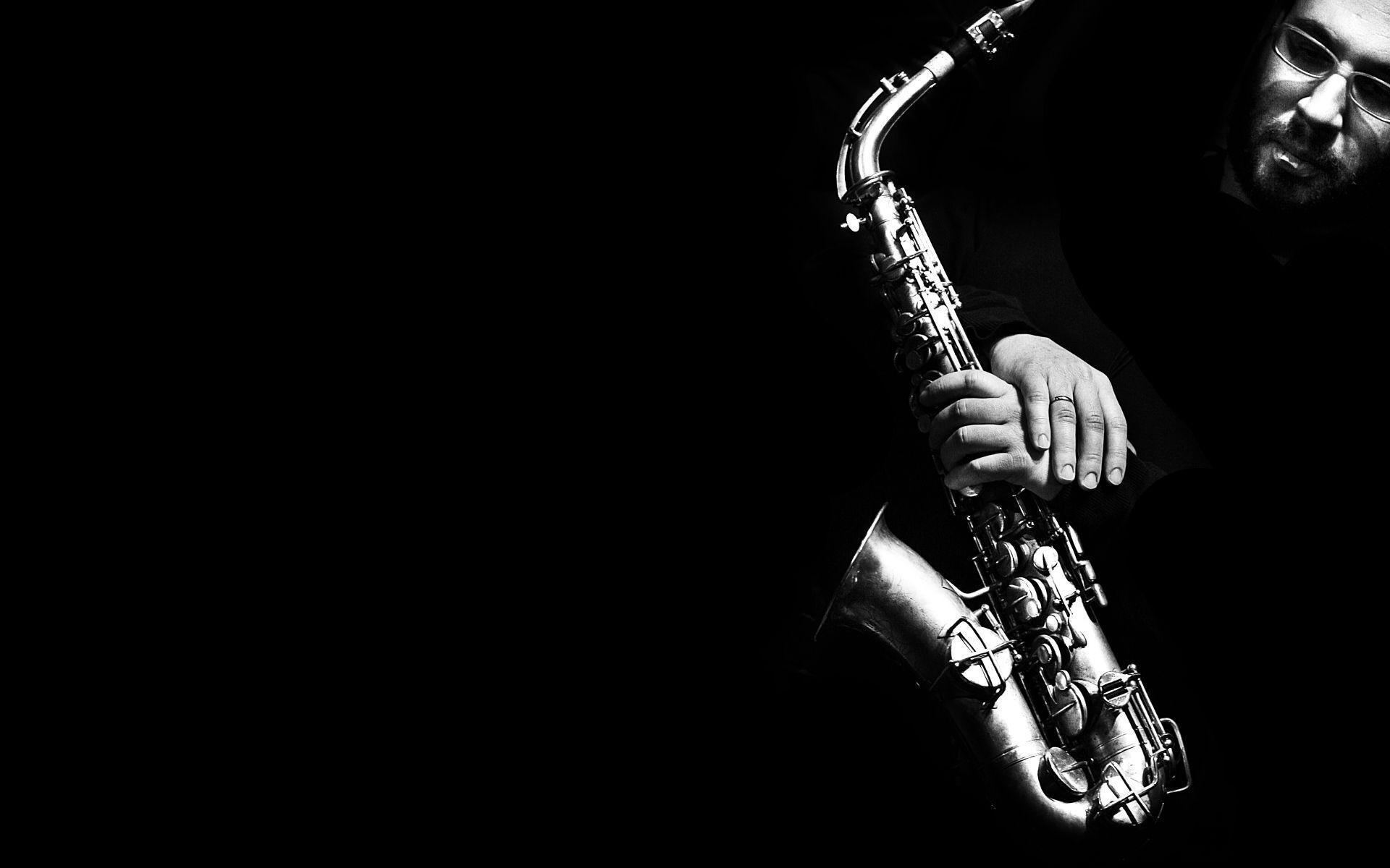 Saxophone Wallpaper Hd For Desktop Wallpaper 1920 x 1200 px 692.31 KB  saxophone hd widescreen jazz