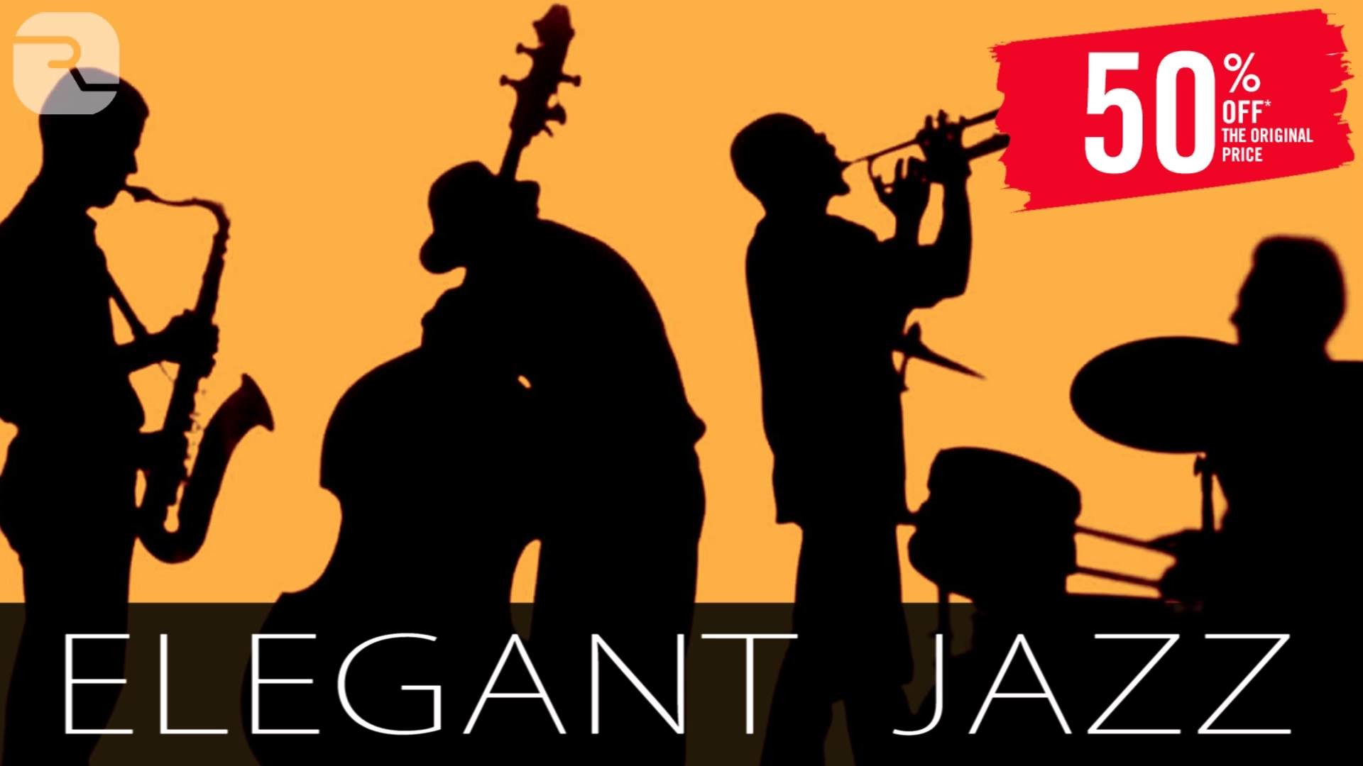 Elegant Jazz Background Music for Videos