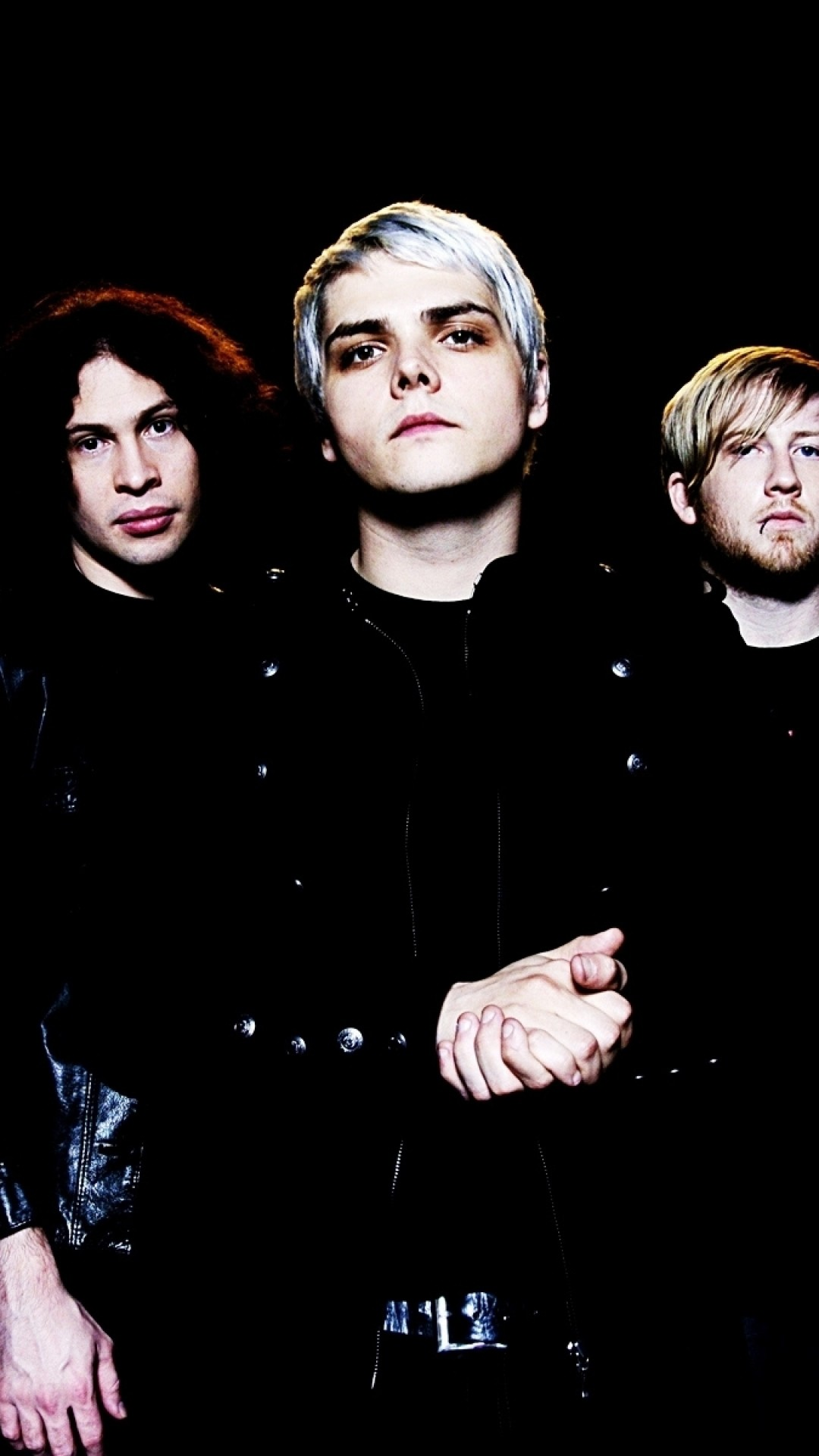 Wallpaper my chemical romance, band, members, look, background