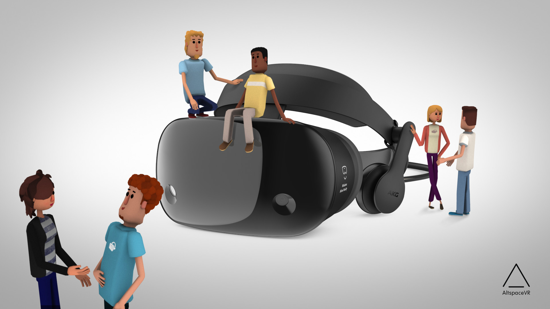 Microsoft acquires VR social network AltspaceVR