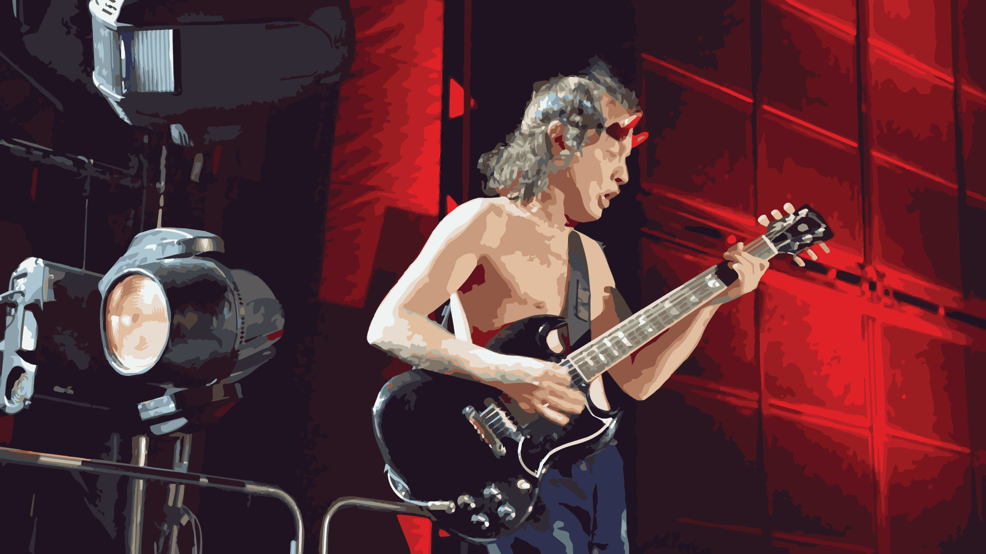 Music – AC/DC Rock (Music) Music Guitar Wallpaper