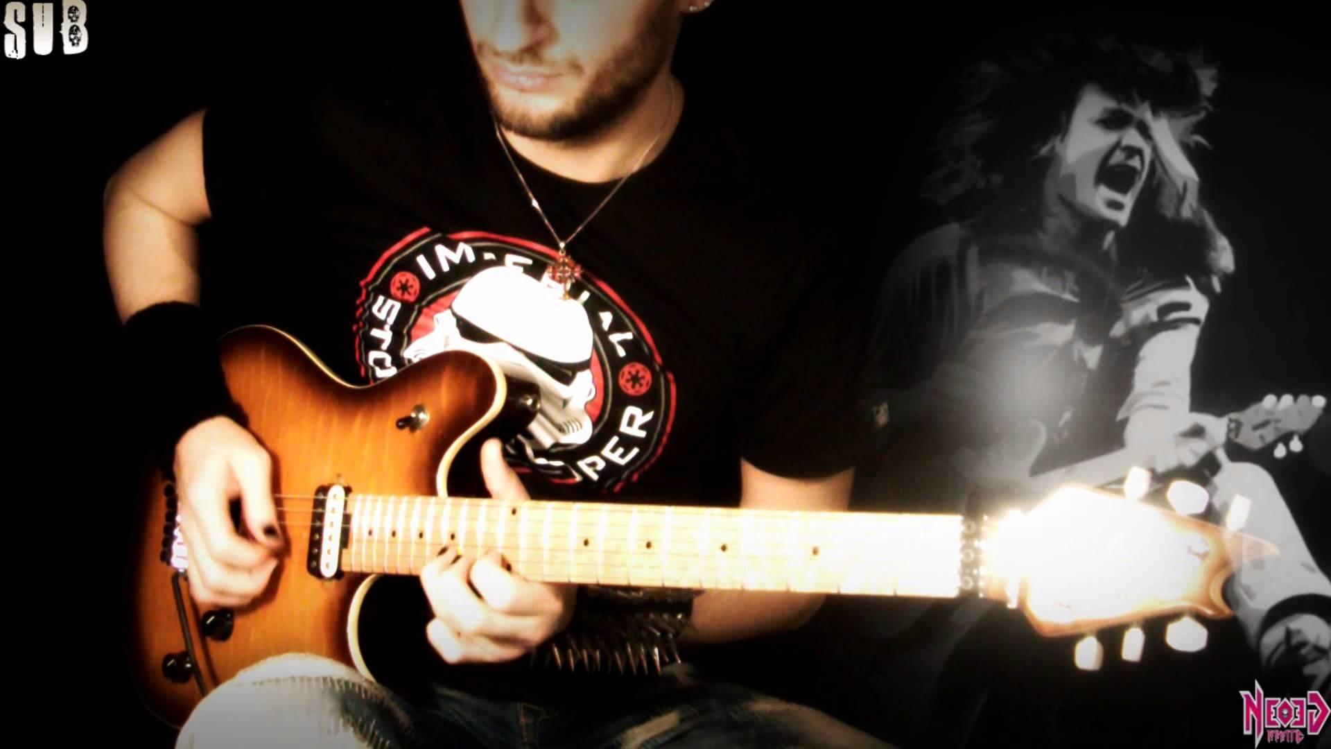 Slash VS Eddie Van Halen VS Angus Young guitar solo battle – Neogeofanatic  – YouTube