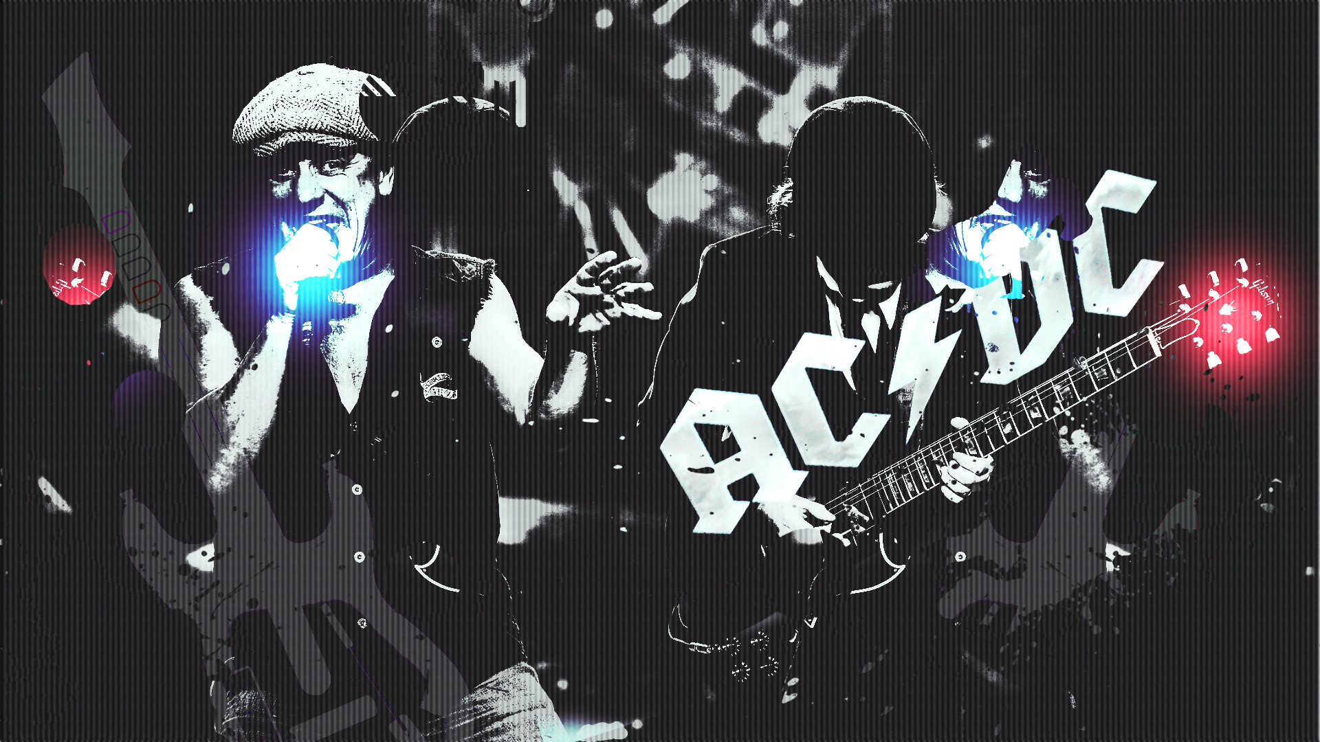 ac/dc hd wallpapers + extras (excelente post)
